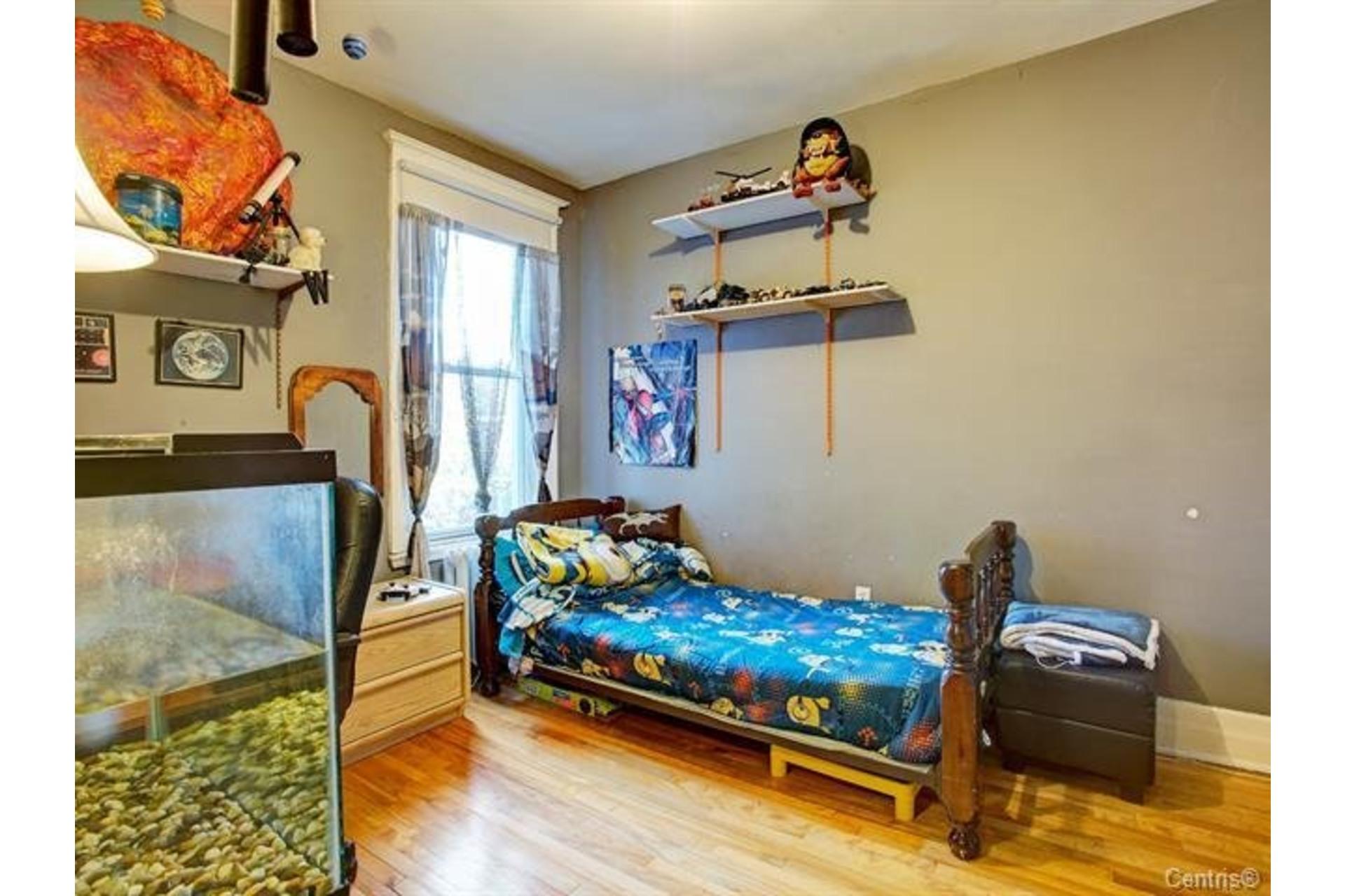 image 9 - Triplex For sale Le Sud-Ouest Montréal  - 5 rooms