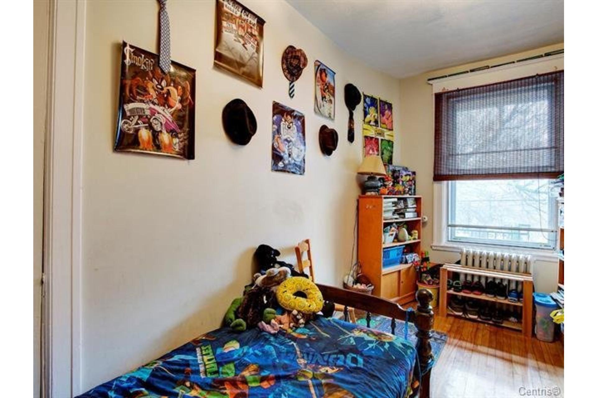 image 10 - Triplex For sale Le Sud-Ouest Montréal  - 5 rooms