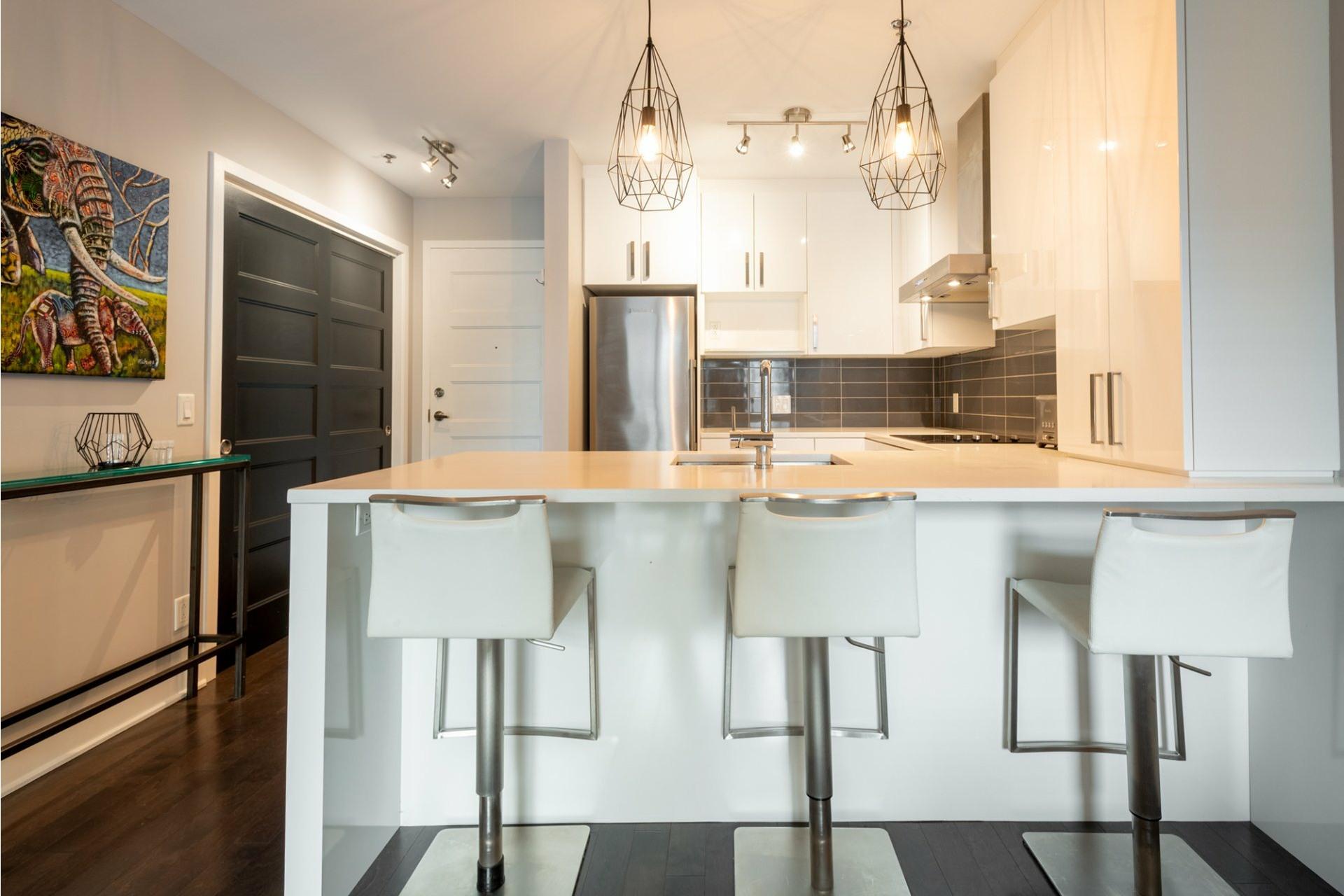 image 6 - Apartment For sale Le Sud-Ouest Montréal  - 4 rooms