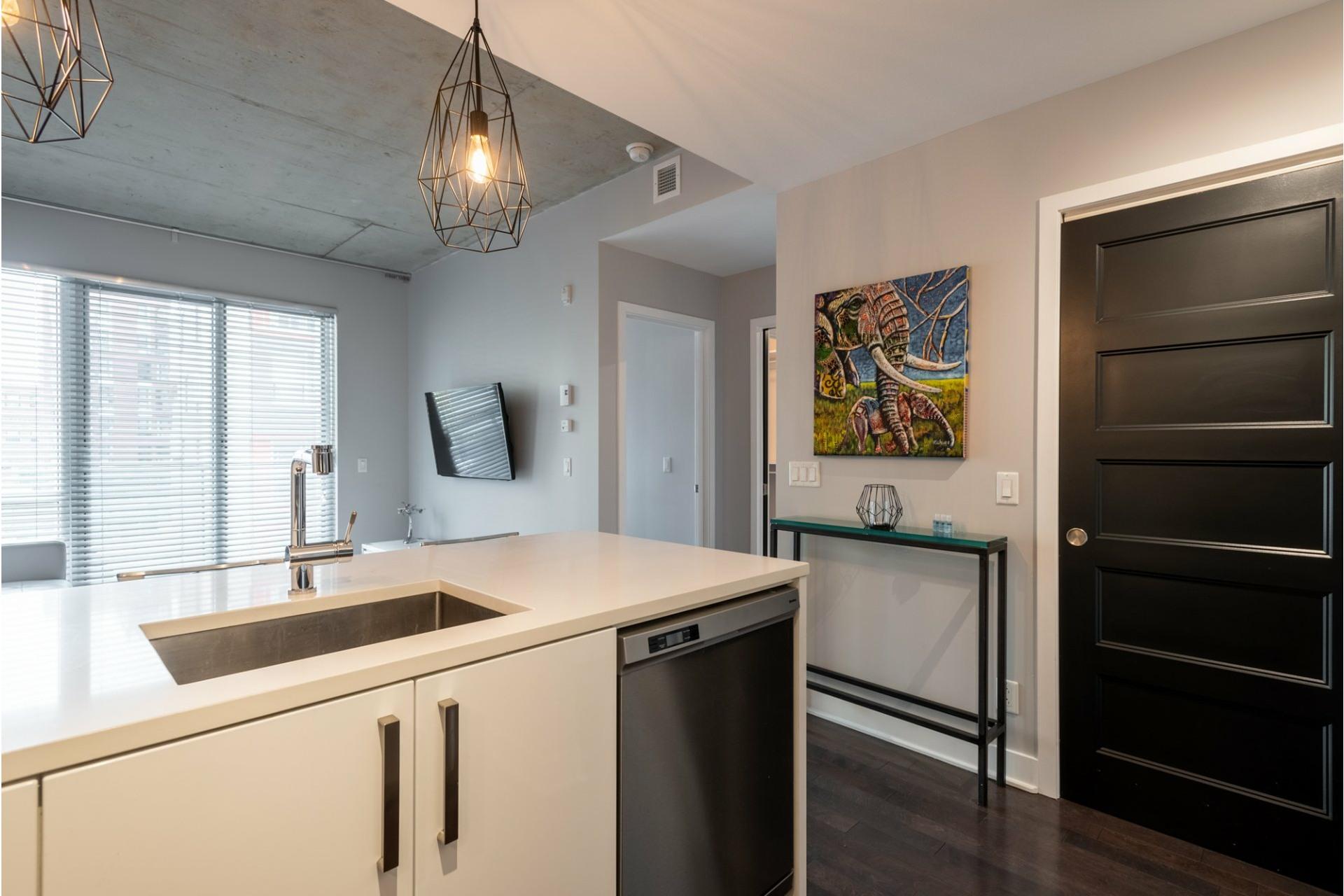 image 7 - Apartment For sale Le Sud-Ouest Montréal  - 4 rooms