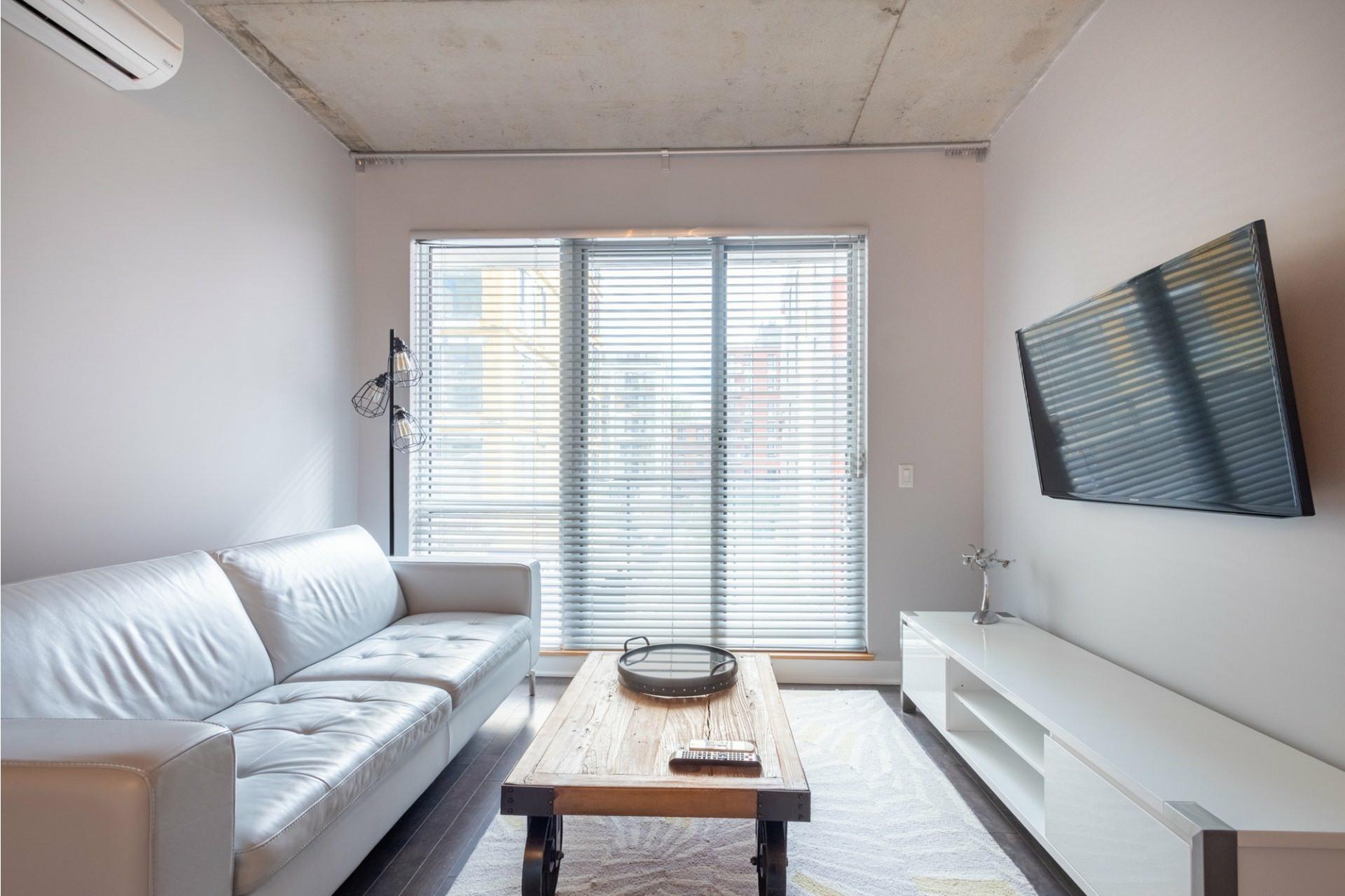 image 4 - Apartment For sale Le Sud-Ouest Montréal  - 4 rooms