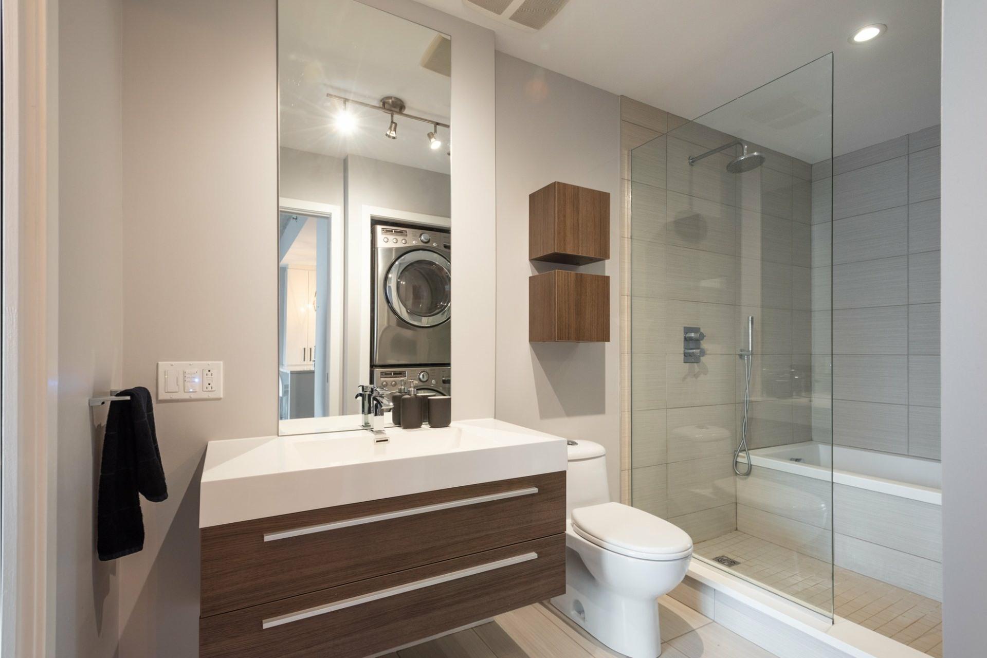 image 16 - Apartment For sale Le Sud-Ouest Montréal  - 4 rooms