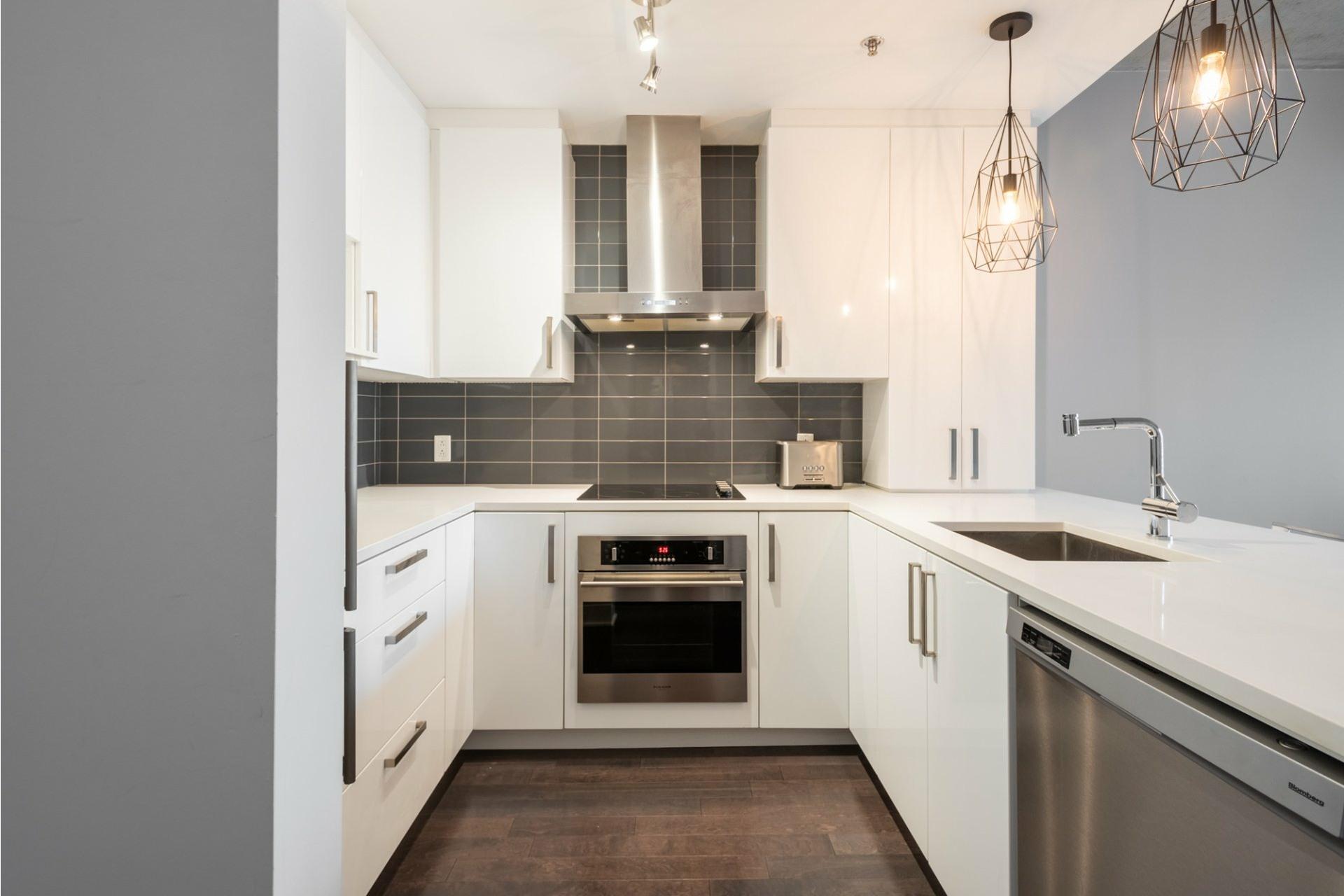 image 9 - Apartment For sale Le Sud-Ouest Montréal  - 4 rooms