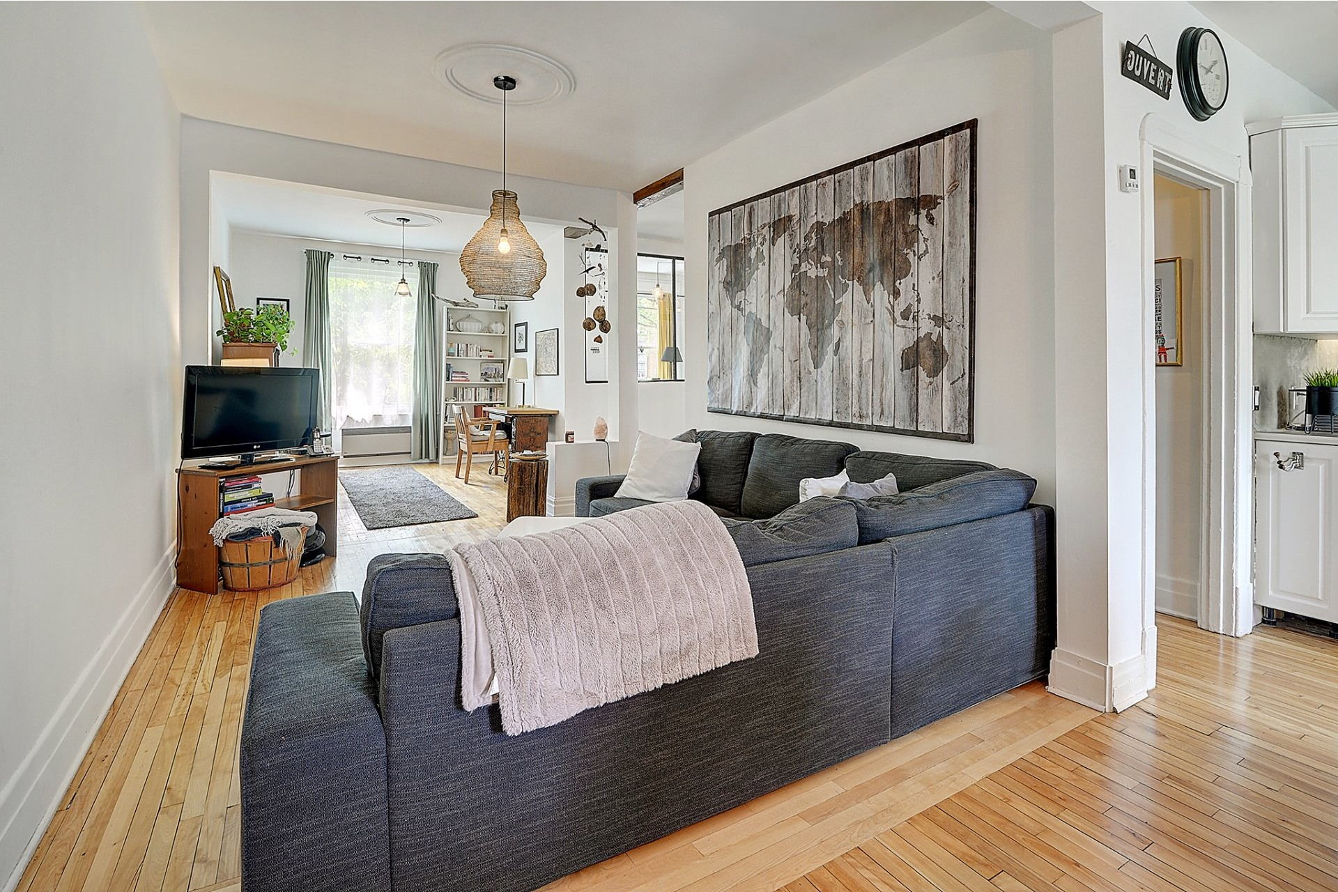 image 3 - Apartment For sale Verdun/Île-des-Soeurs Montréal  - 7 rooms