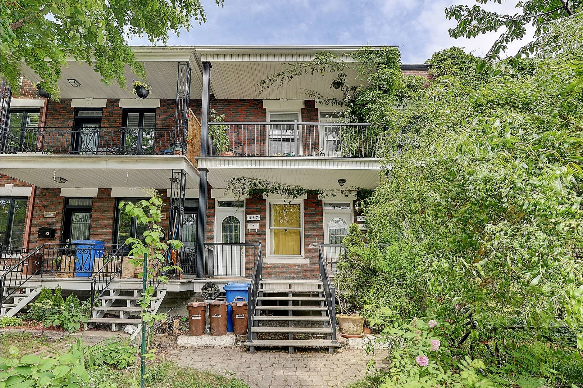 image 4 - Apartment For sale Verdun/Île-des-Soeurs Montréal  - 7 rooms
