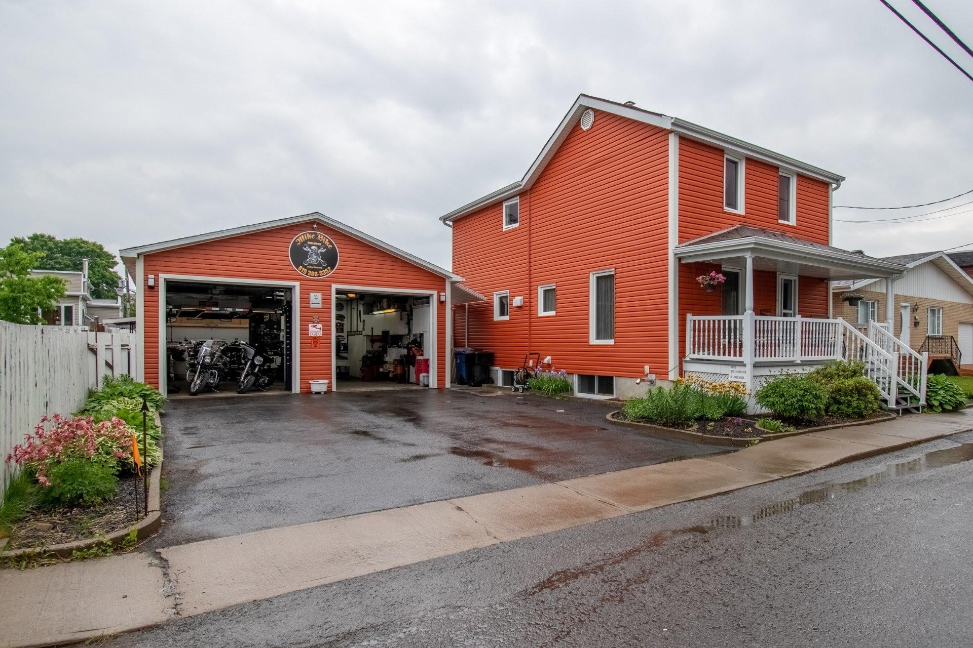 image 2 - Maison À vendre Trois-Rivières - 11 pièces
