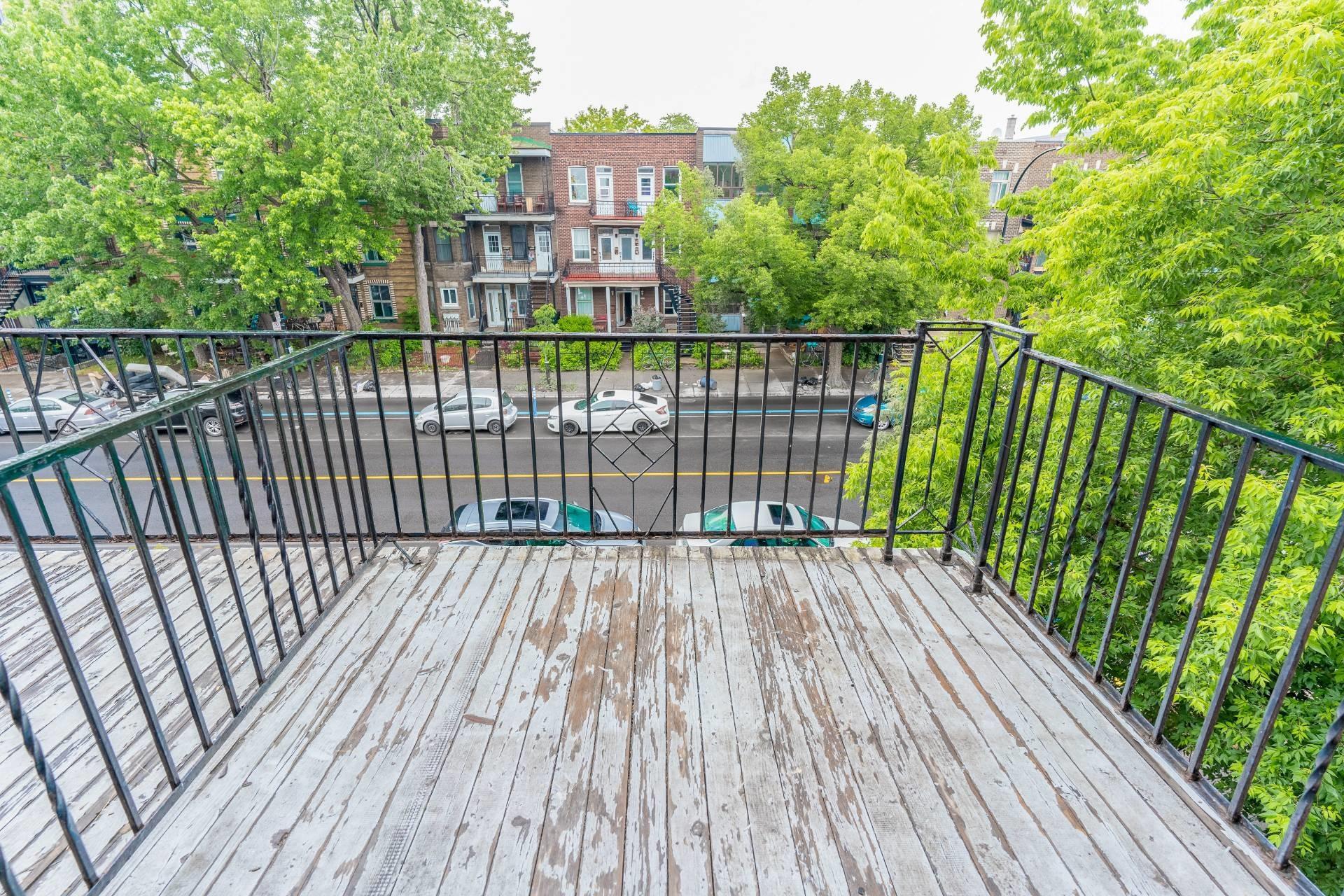 image 4 - Appartement À louer Rosemont/La Petite-Patrie Montréal  - 5 pièces