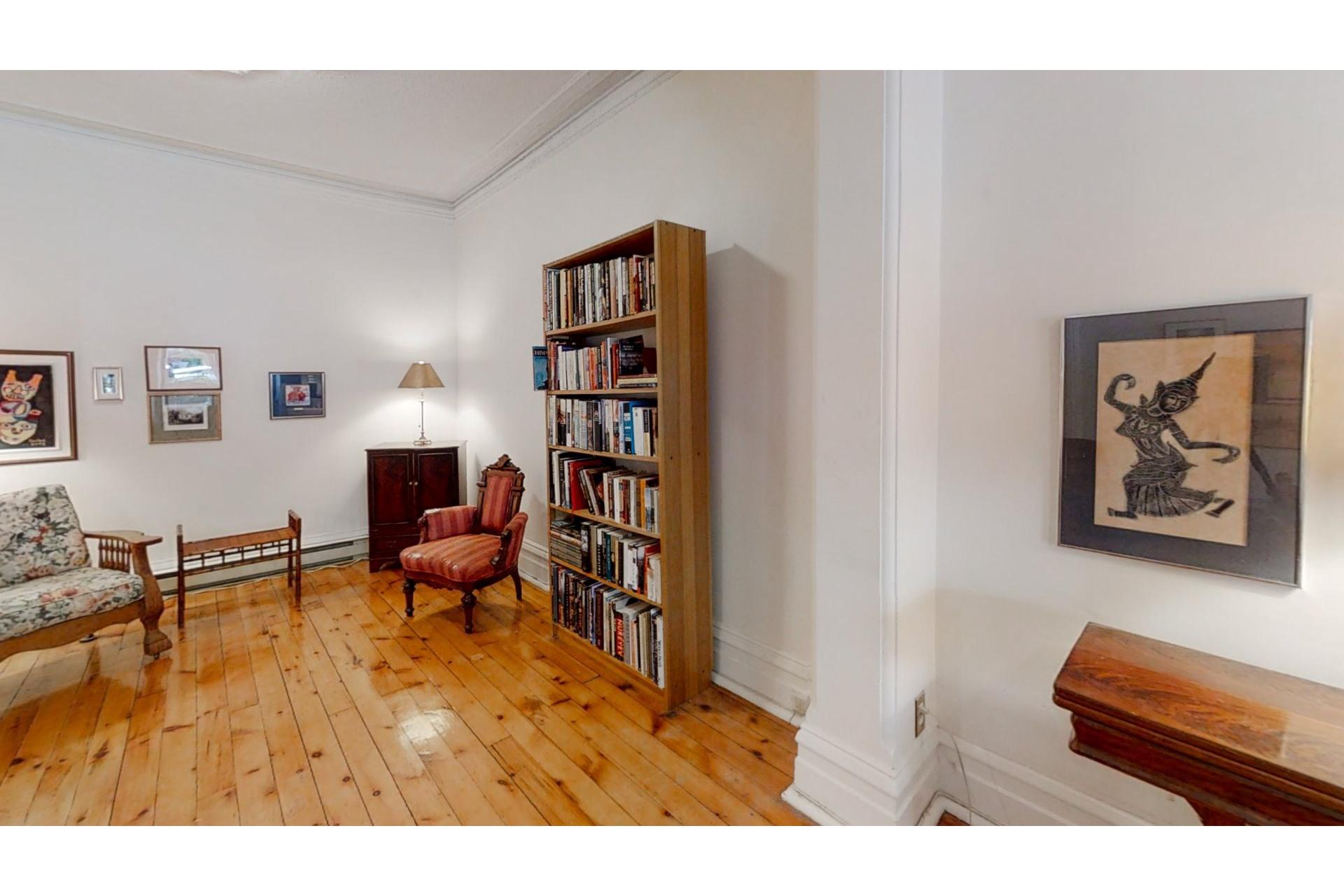 image 5 - Apartment For sale Ville-Marie Montréal  - 8 rooms