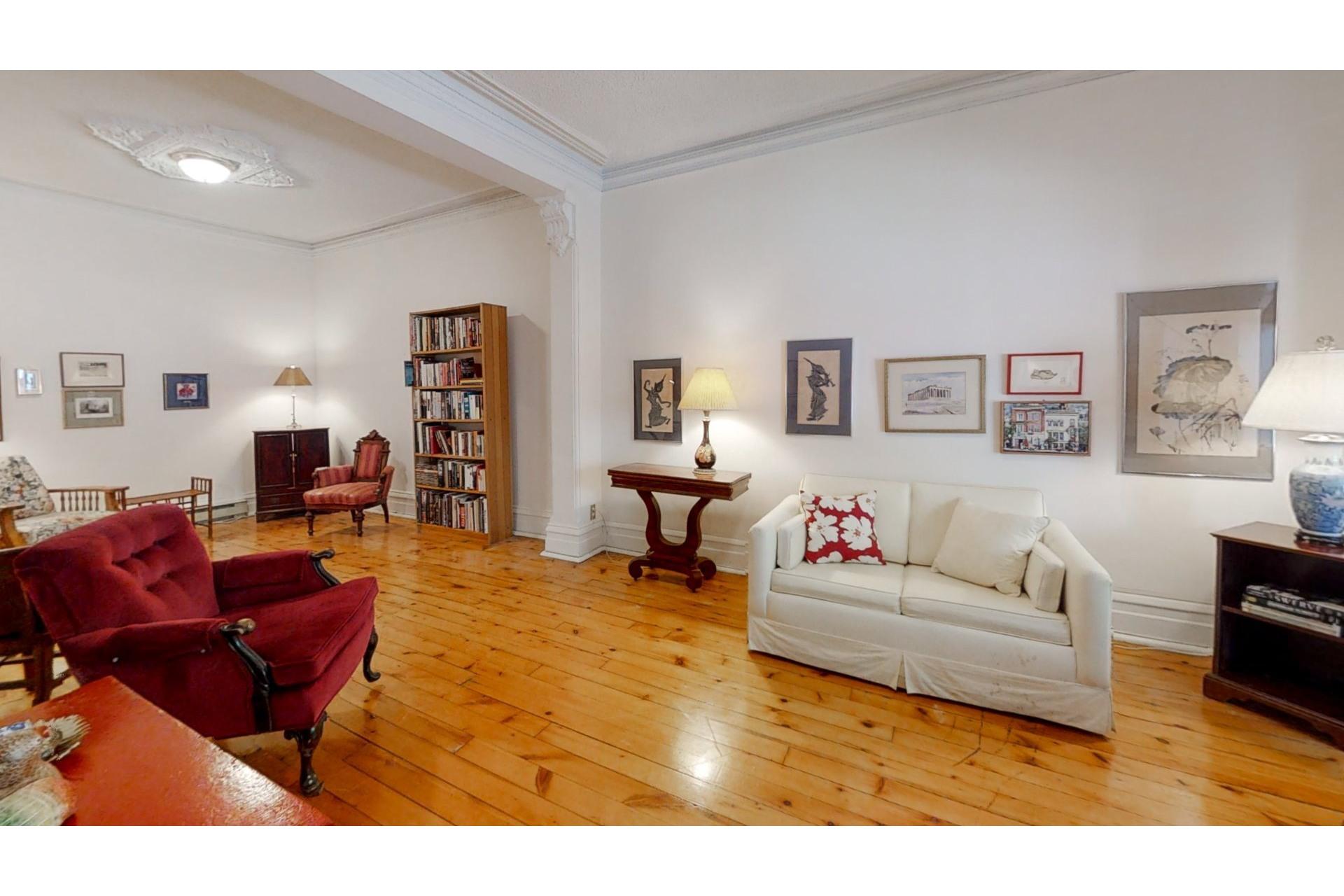 image 3 - Apartment For sale Ville-Marie Montréal  - 8 rooms