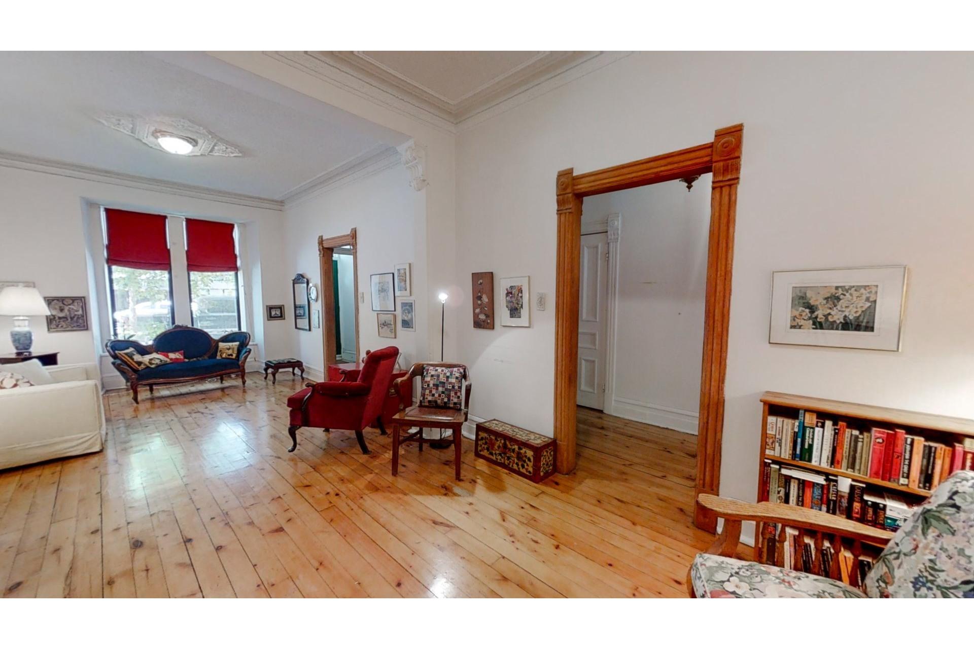 image 4 - Apartment For sale Ville-Marie Montréal  - 8 rooms