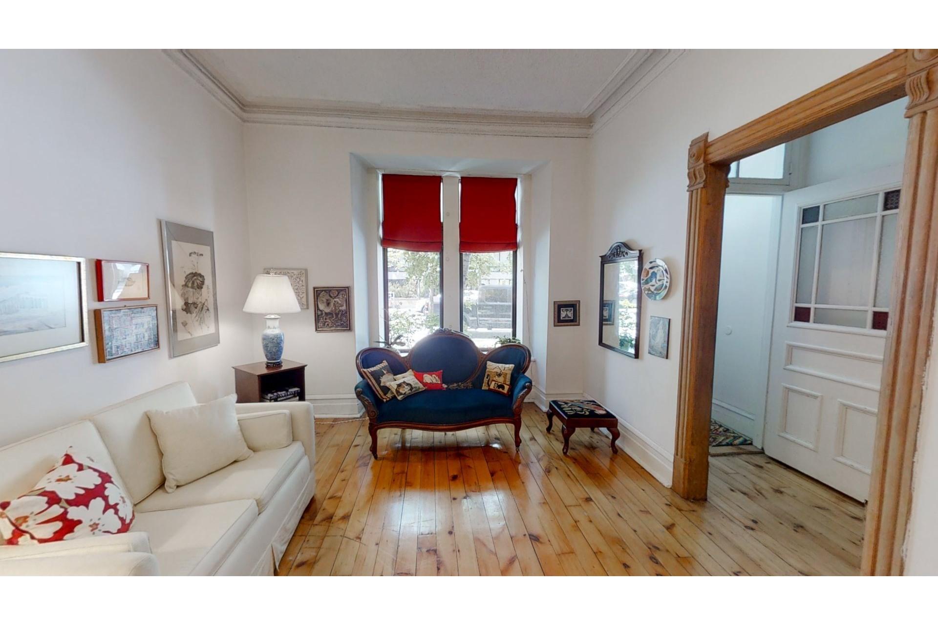 image 2 - Apartment For sale Ville-Marie Montréal  - 8 rooms