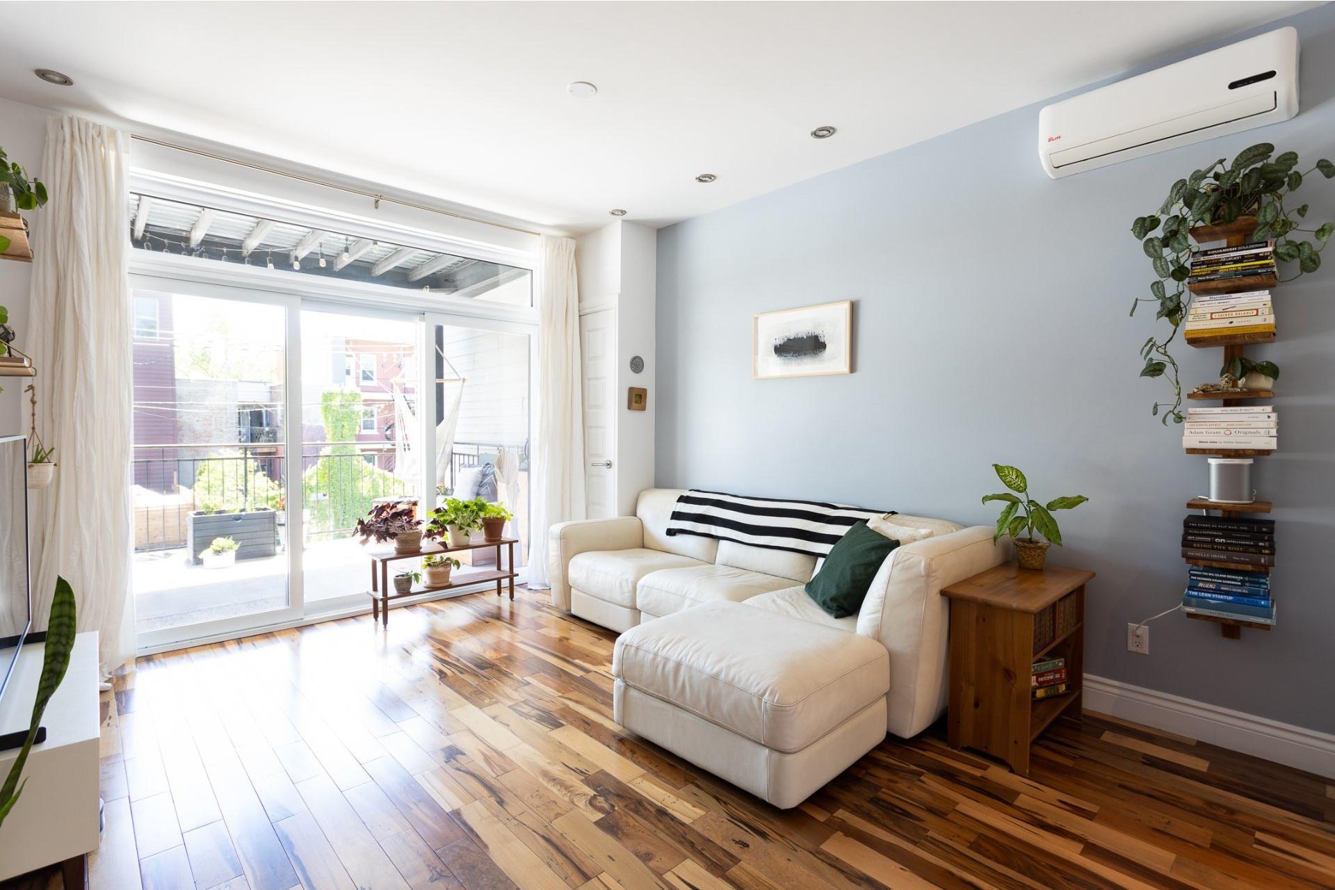 image 7 - Appartement À vendre Mercier/Hochelaga-Maisonneuve Montréal  - 4 pièces