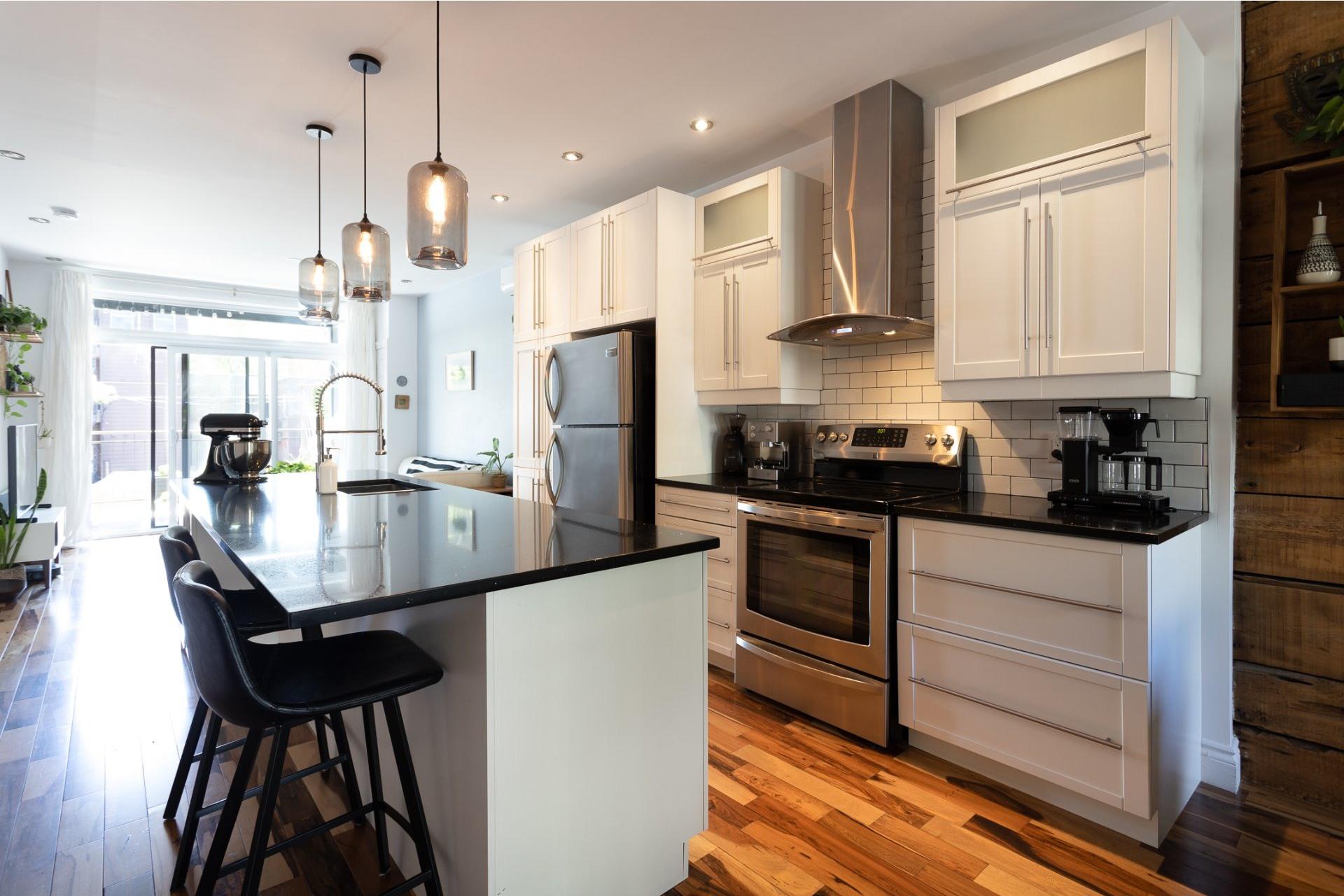 image 1 - Appartement À vendre Mercier/Hochelaga-Maisonneuve Montréal  - 4 pièces