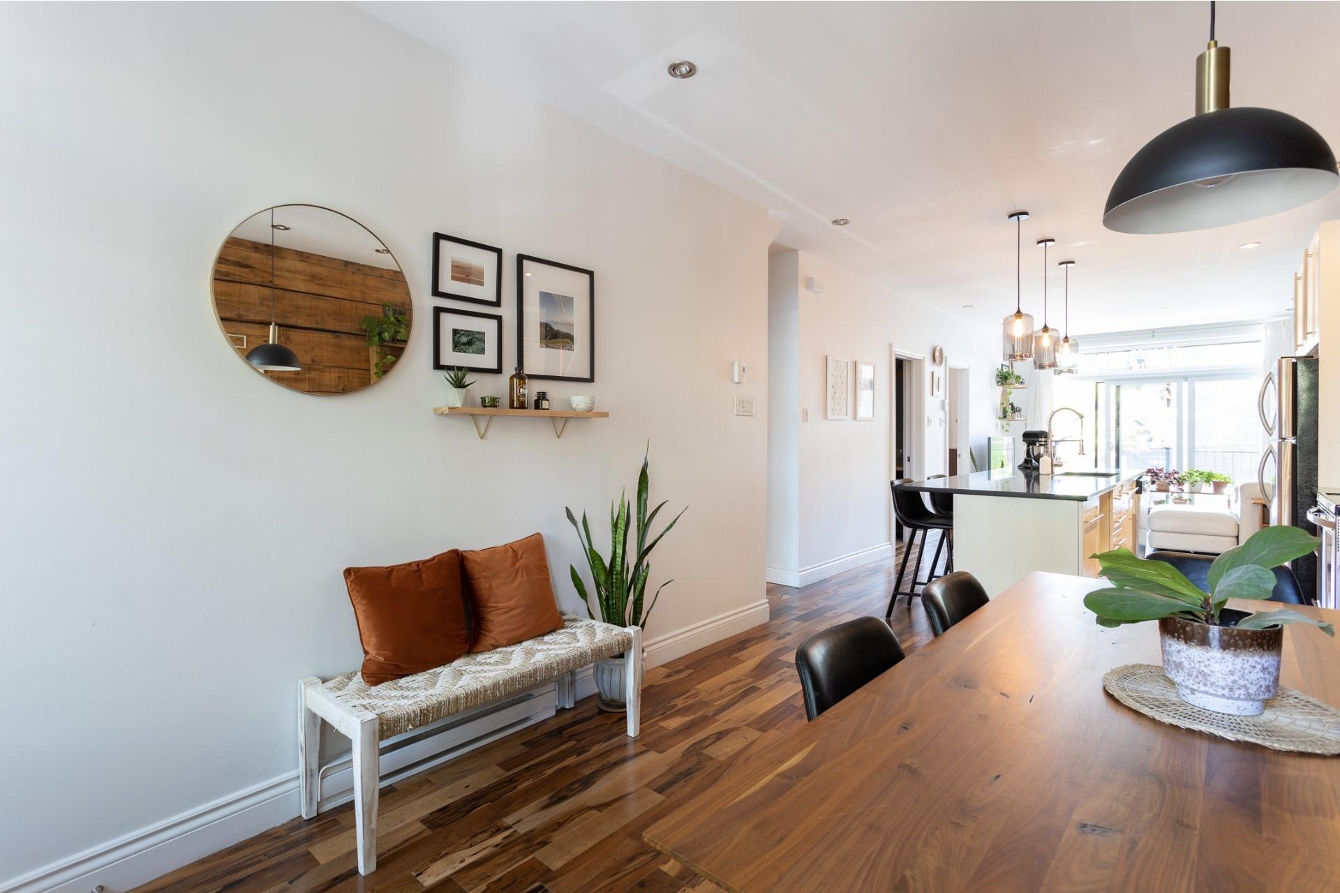 image 4 - Appartement À vendre Mercier/Hochelaga-Maisonneuve Montréal  - 4 pièces