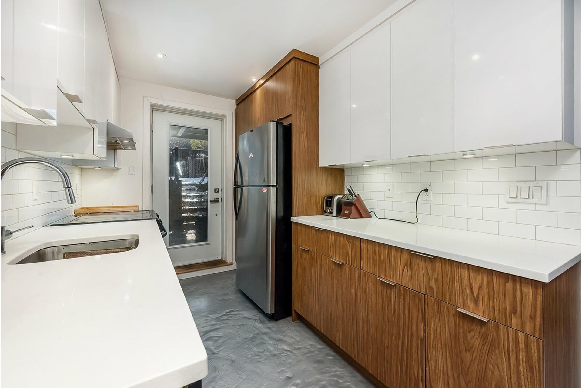 image 64 - Triplex For sale Mercier/Hochelaga-Maisonneuve Montréal  - 4 rooms