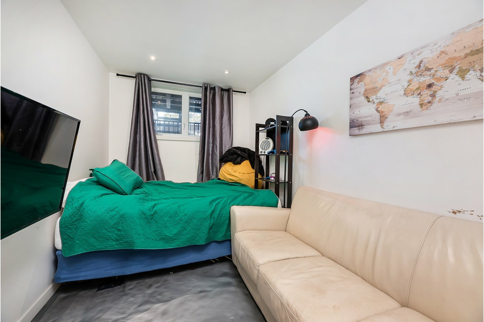 image 71 - Triplex For sale Mercier/Hochelaga-Maisonneuve Montréal  - 4 rooms