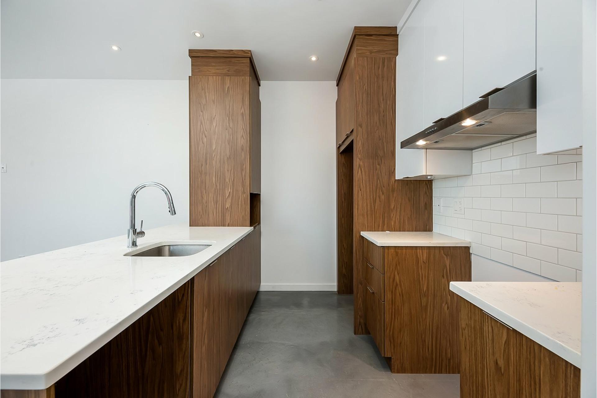 image 4 - Triplex For sale Mercier/Hochelaga-Maisonneuve Montréal  - 4 rooms