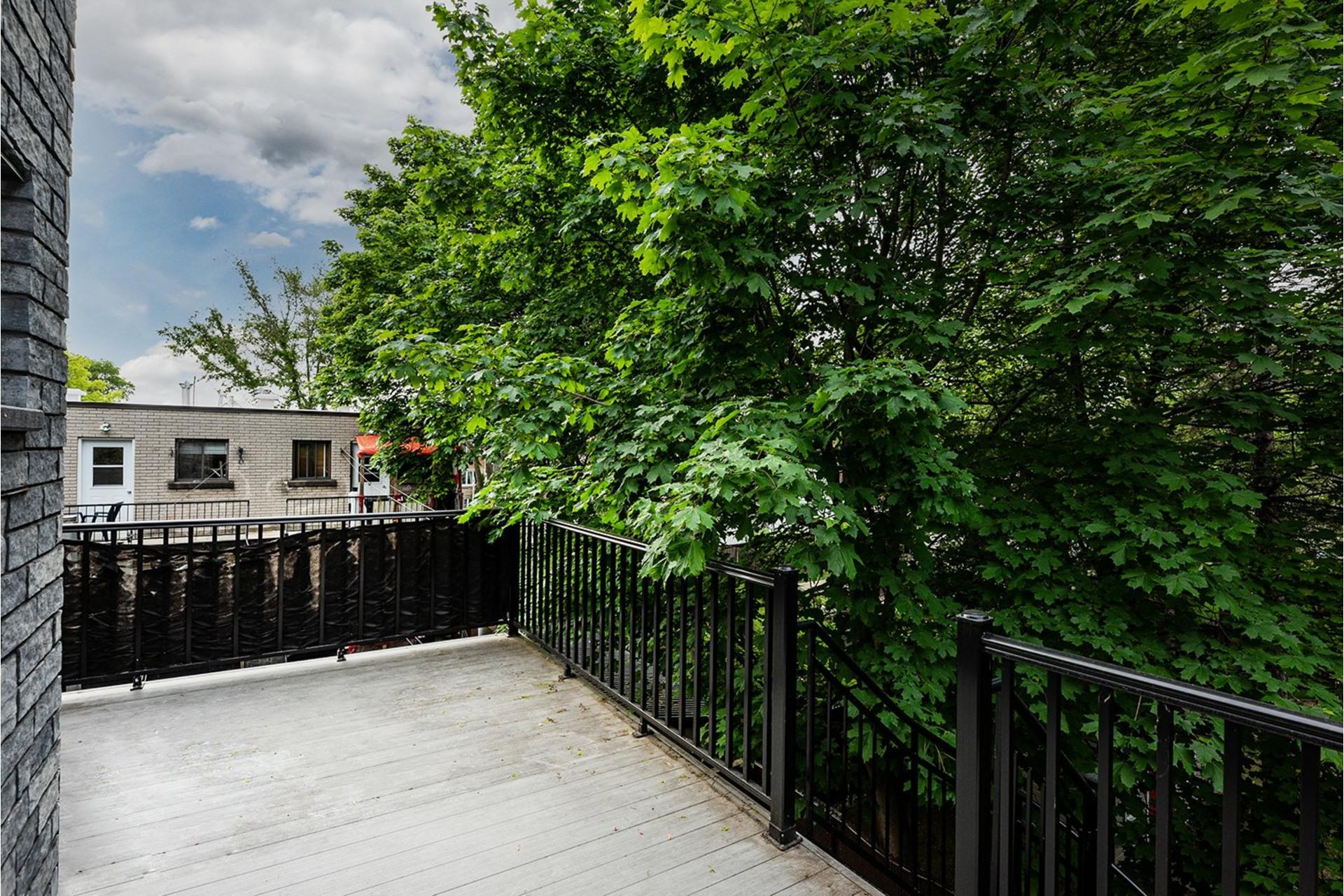 image 29 - Triplex For sale Mercier/Hochelaga-Maisonneuve Montréal  - 4 rooms