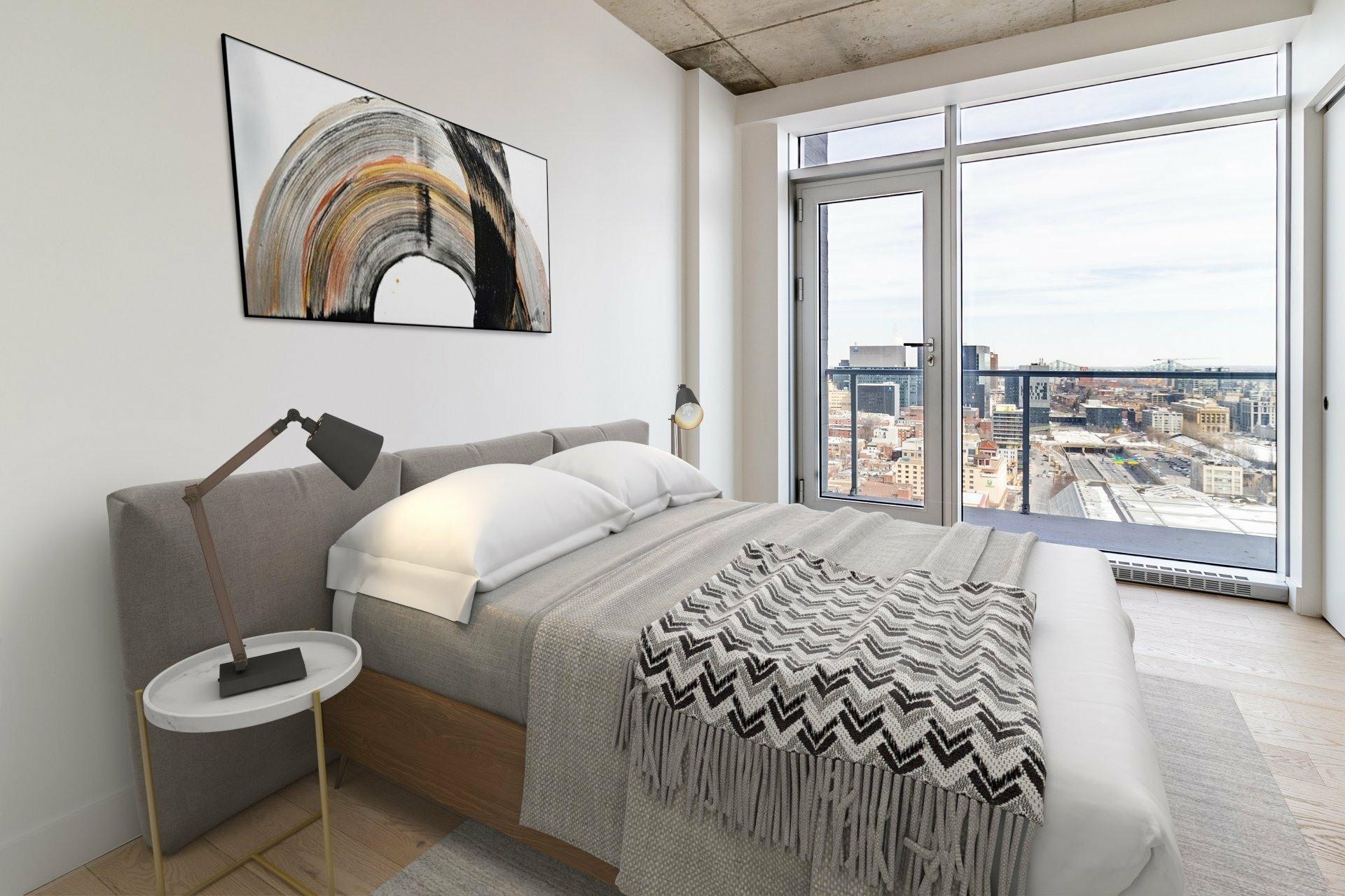 image 3 - Appartement À louer Ville-Marie Montréal  - 9 pièces