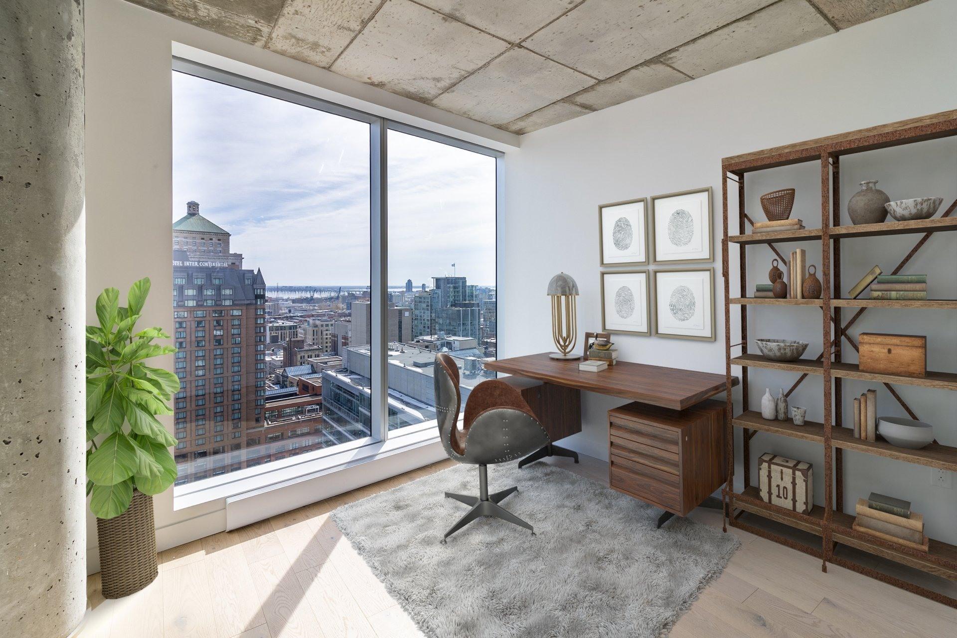 image 4 - Appartement À louer Ville-Marie Montréal  - 9 pièces