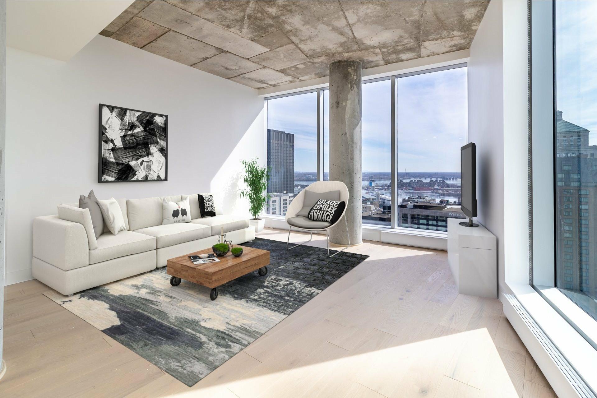 image 1 - Appartement À louer Ville-Marie Montréal  - 9 pièces