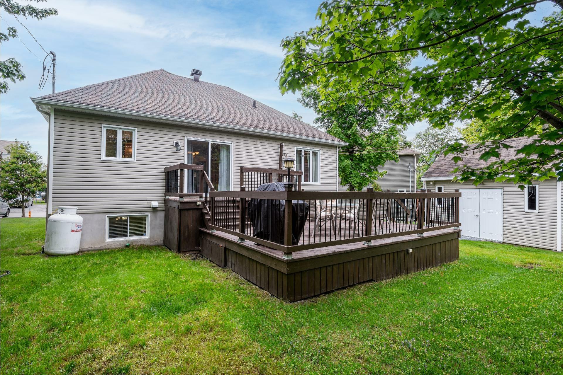 image 27 - Duplex For sale Charlesbourg Québec  - 8 rooms