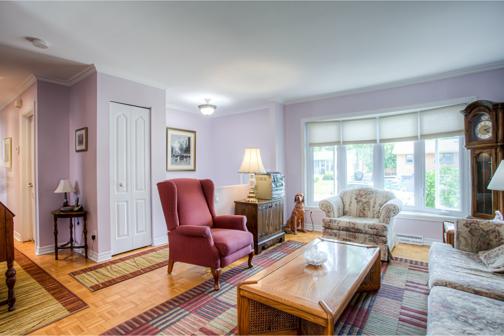 image 2 - House For sale Pierrefonds-Roxboro Montréal  - 10 rooms