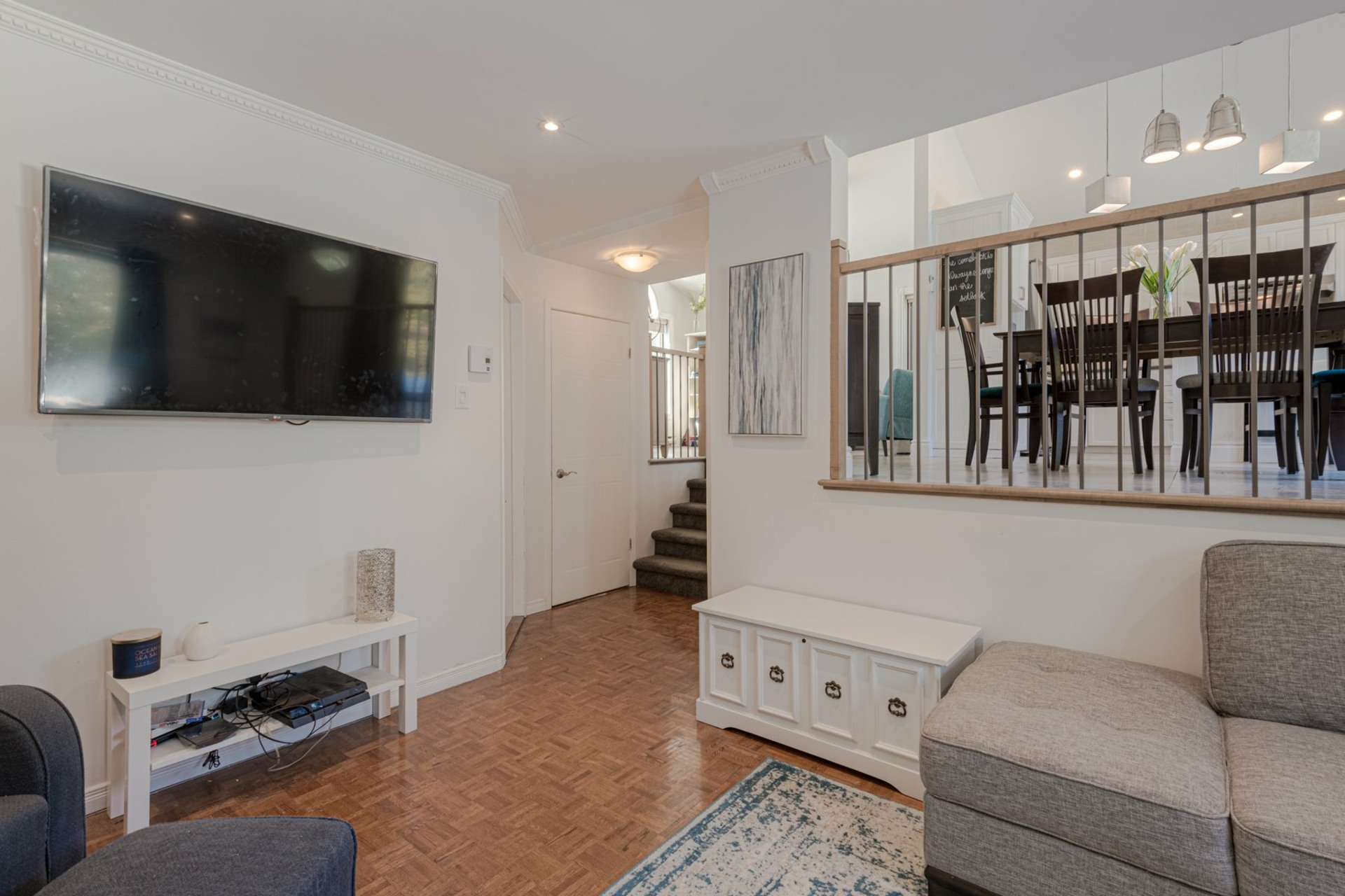 image 14 - House For sale Saint-Lazare - 10 rooms