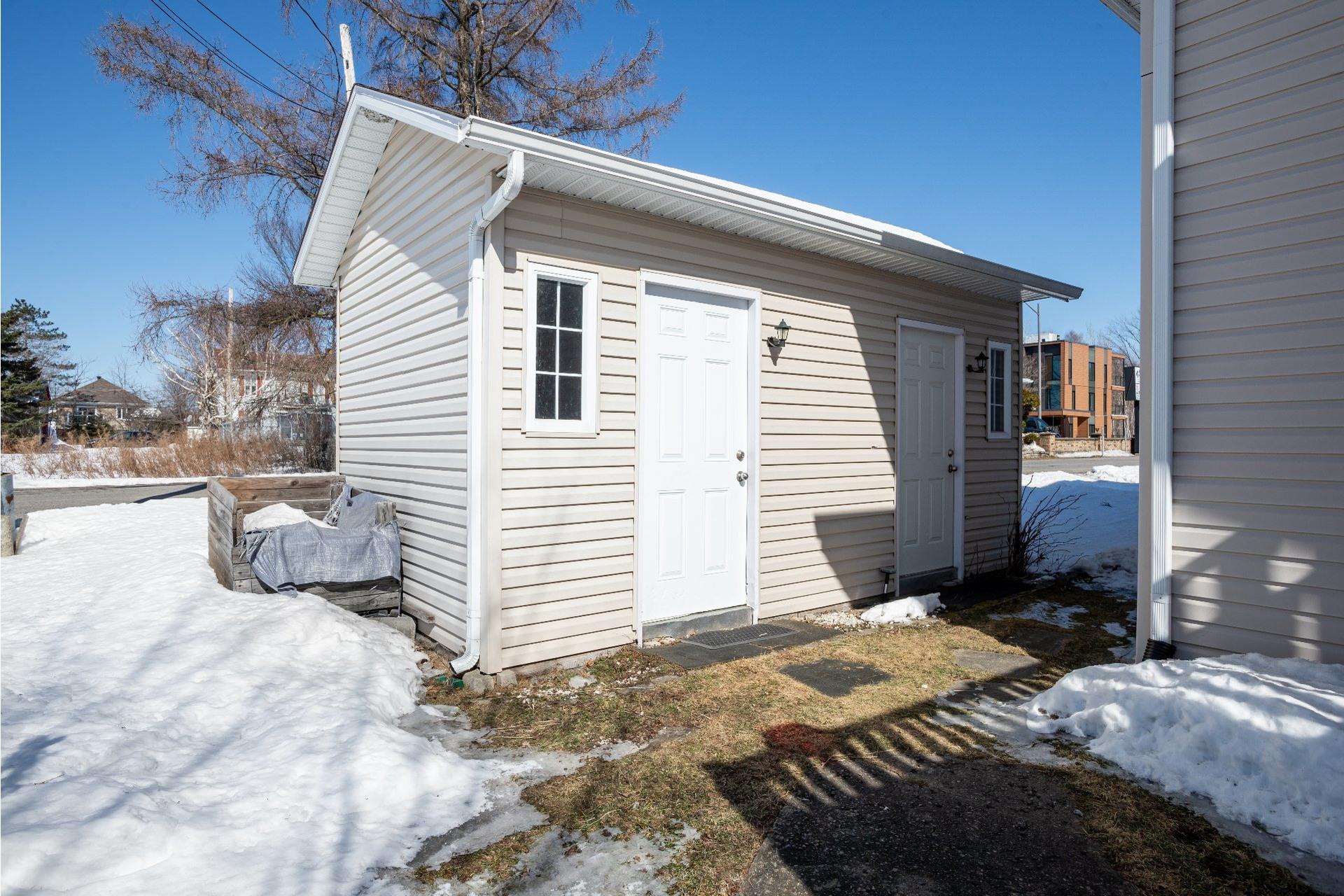 image 21 - Duplex For sale Les Rivières Québec  - 5 rooms