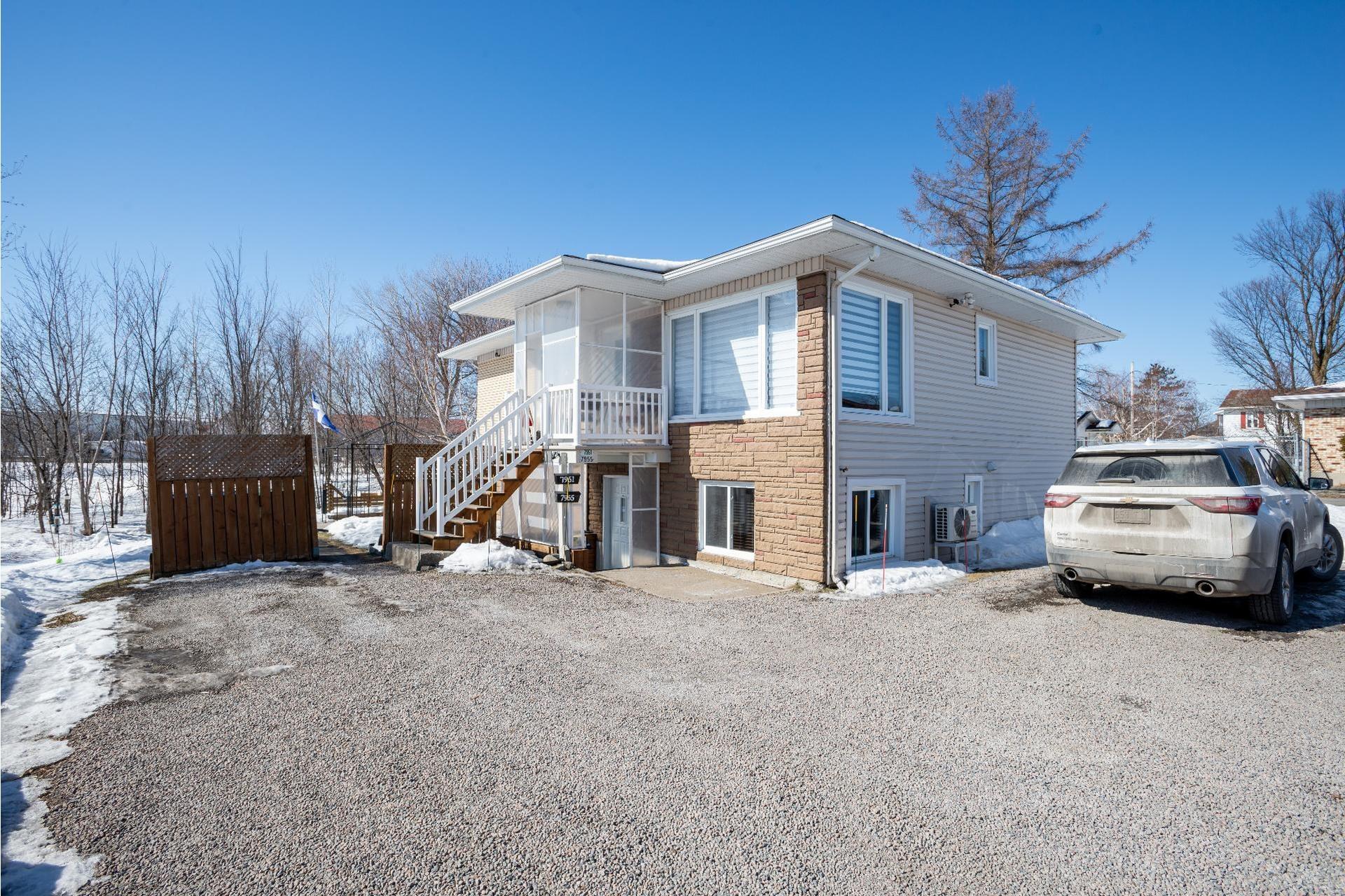 image 0 - Duplex For sale Les Rivières Québec  - 5 rooms