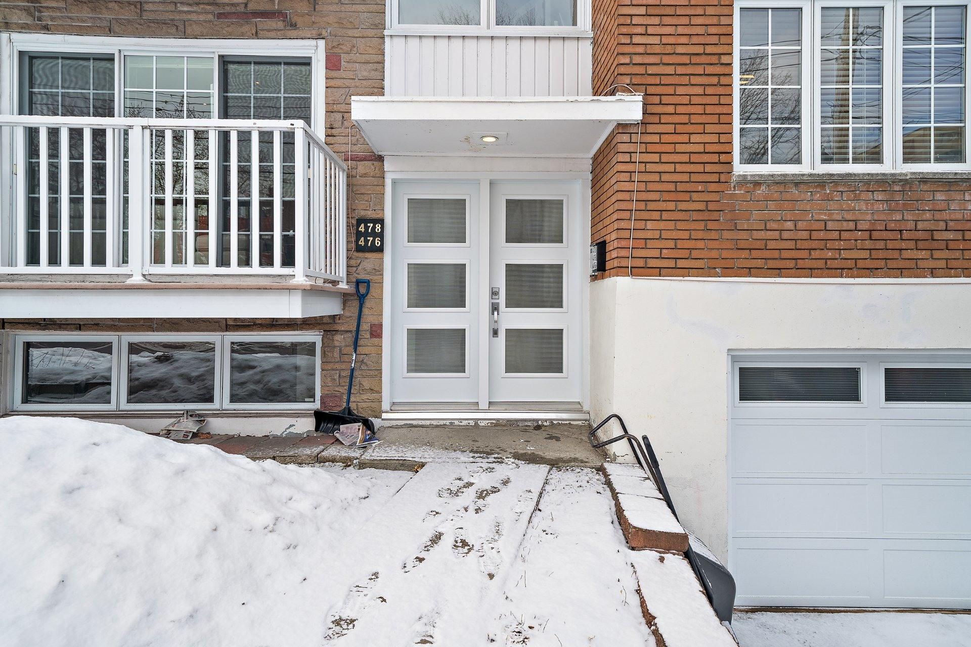 image 1 - Duplex For sale Montréal-Ouest - 5 rooms