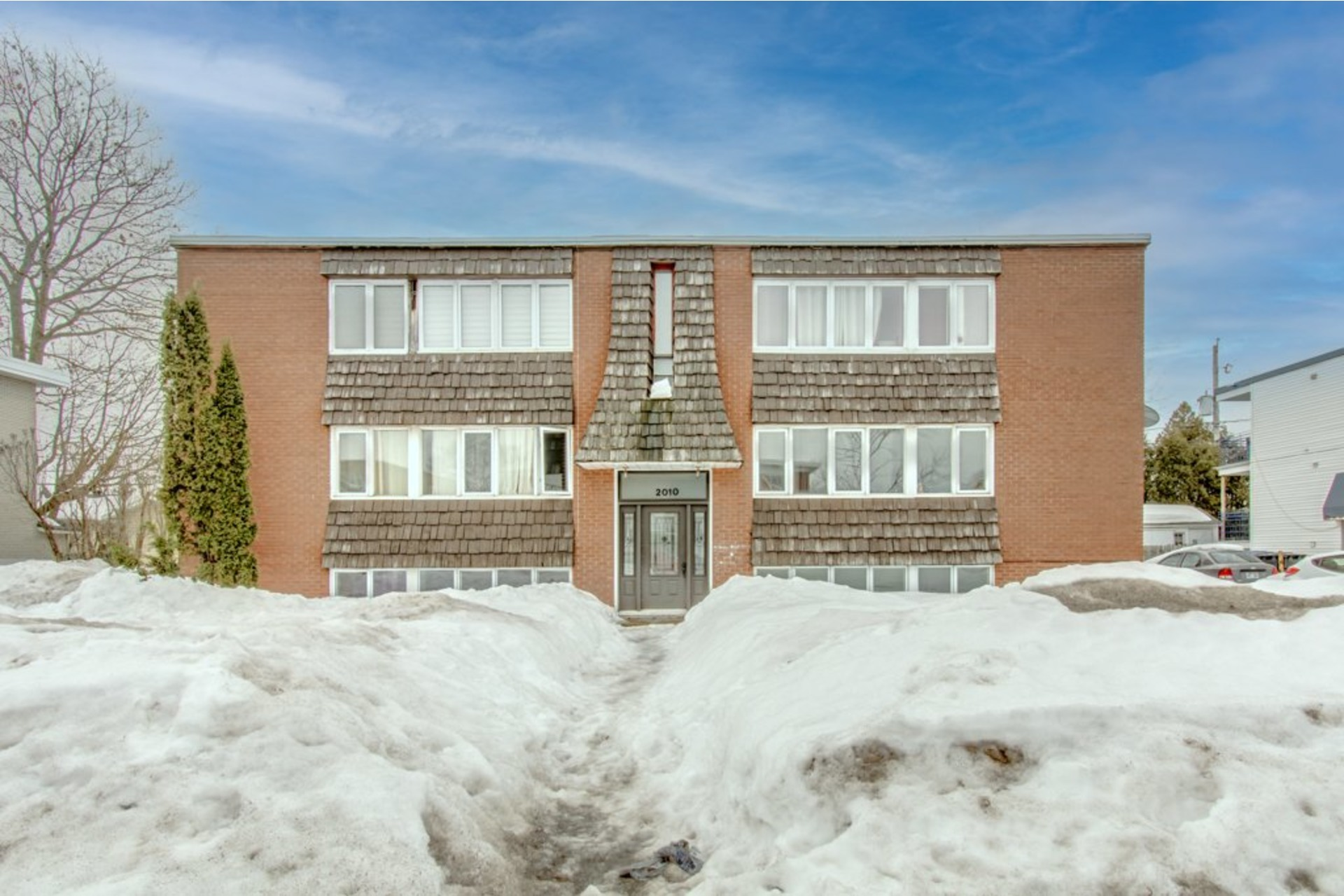 image 0 - Apartment For sale Sorel-Tracy - 4 rooms