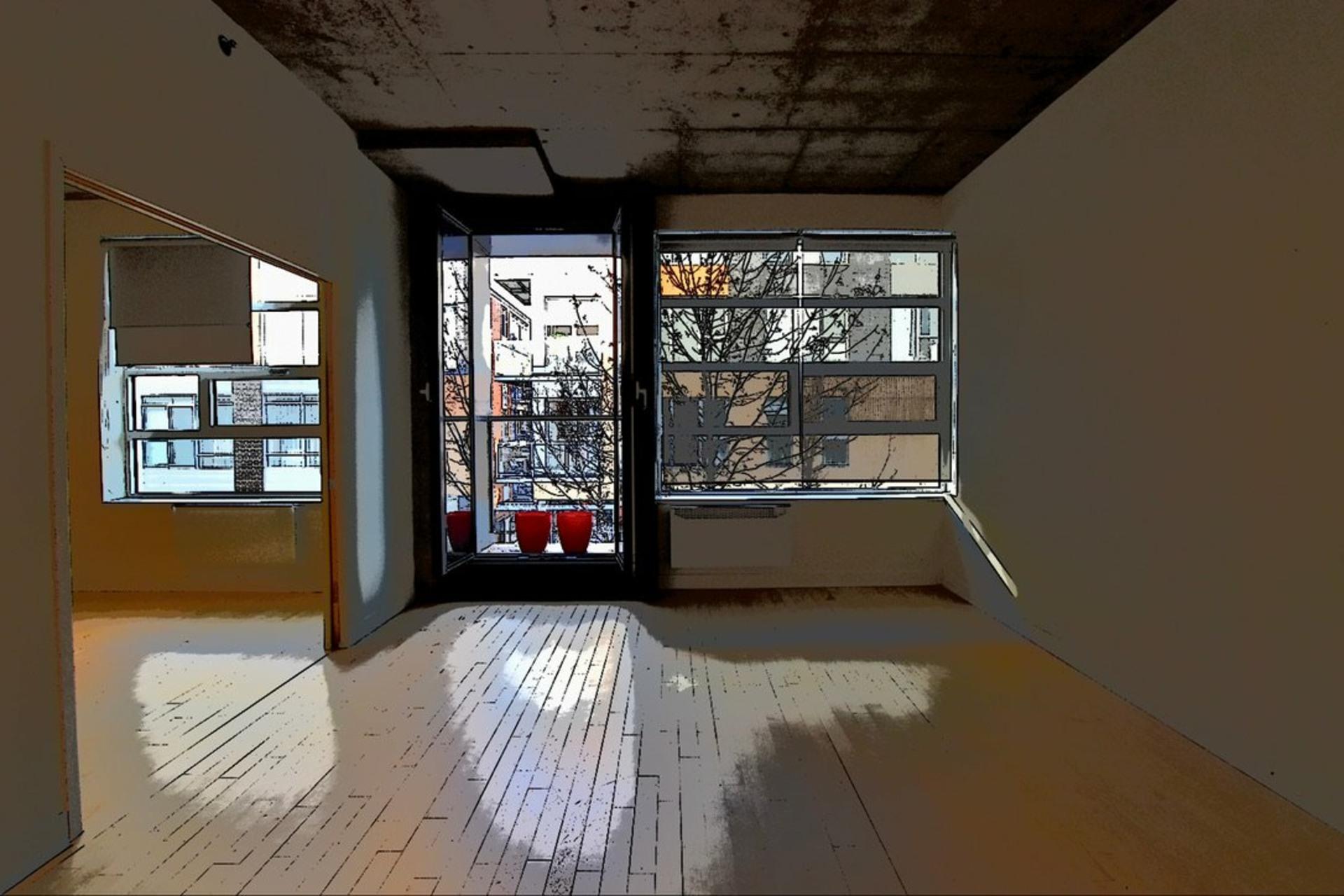 image 34 - Departamento Para alquiler Villeray/Saint-Michel/Parc-Extension Montréal  - 3 habitaciones