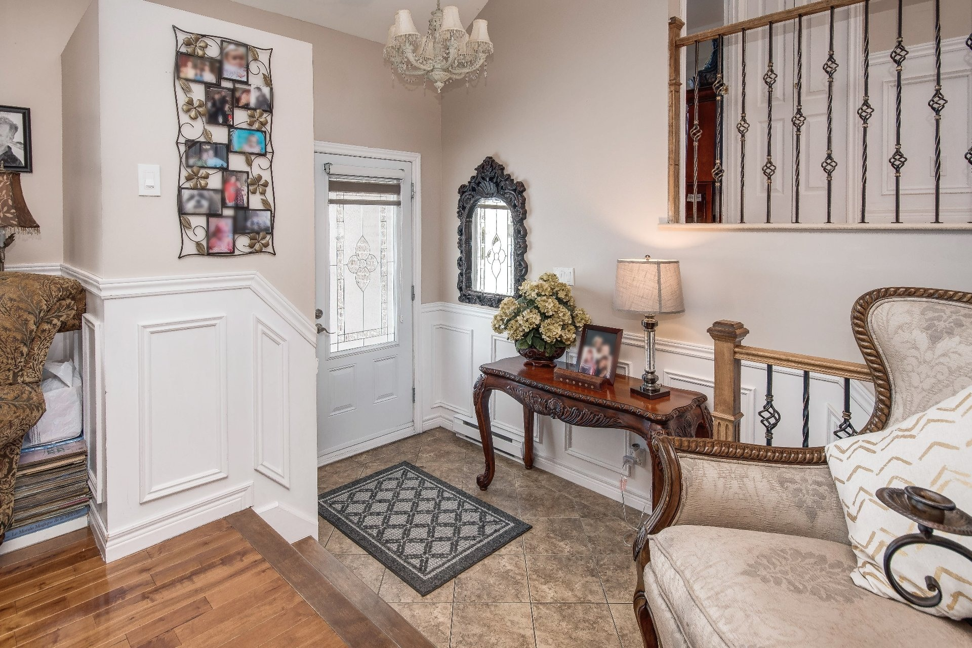 image 2 - House For sale Châteauguay - 11 rooms