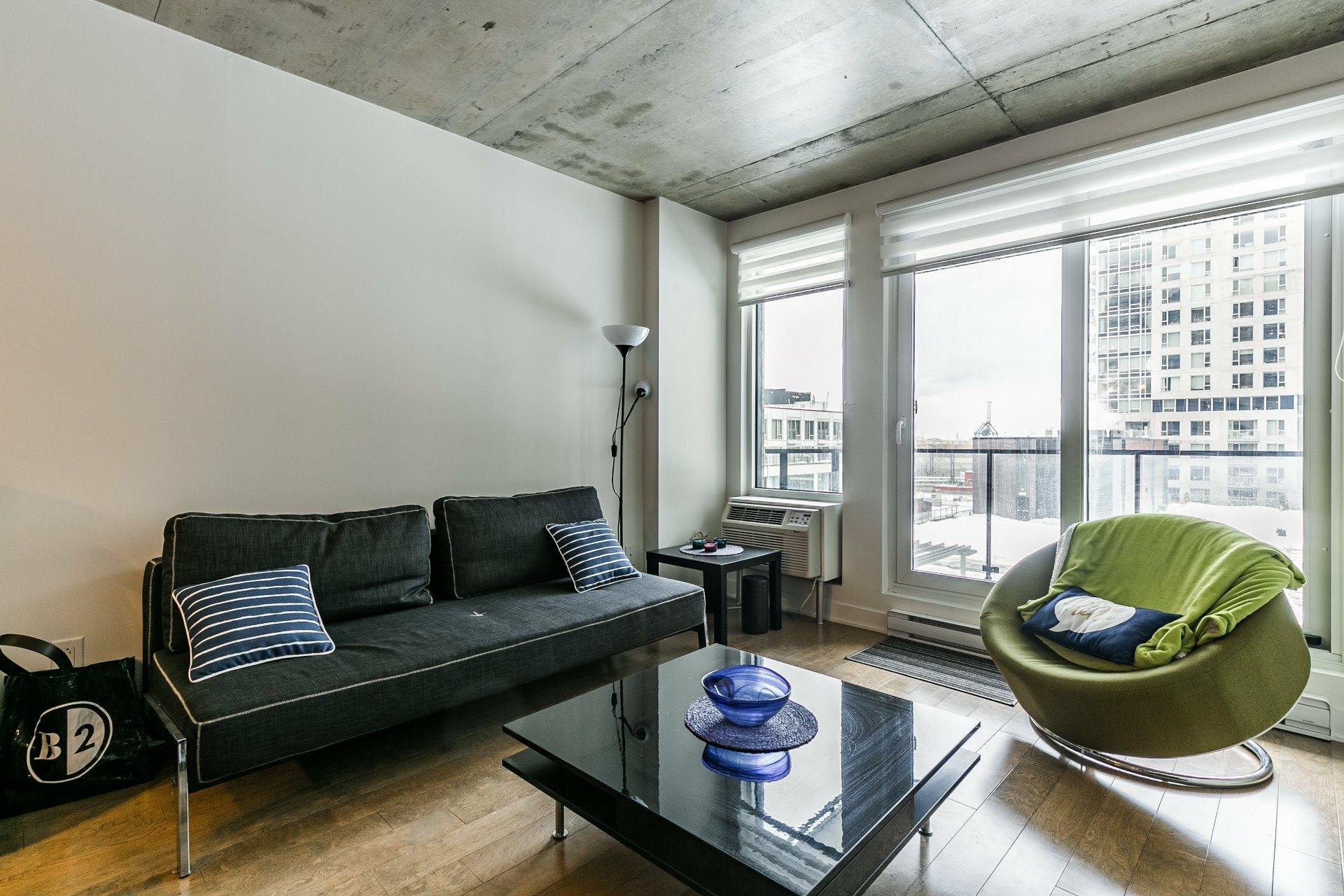 image 8 - Apartment For rent Le Sud-Ouest Montréal  - 5 rooms