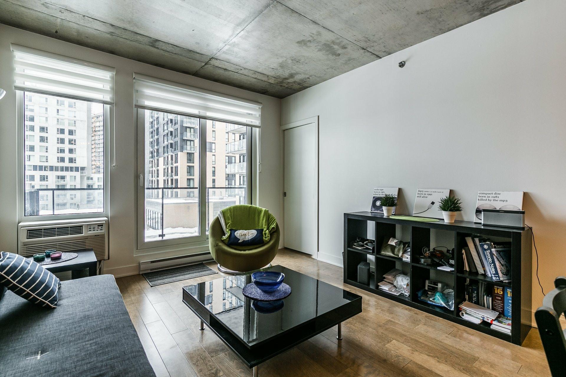 image 11 - Apartment For rent Le Sud-Ouest Montréal  - 5 rooms