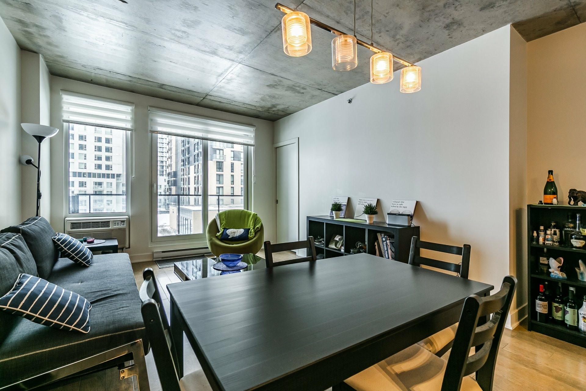 image 7 - Apartment For rent Le Sud-Ouest Montréal  - 5 rooms