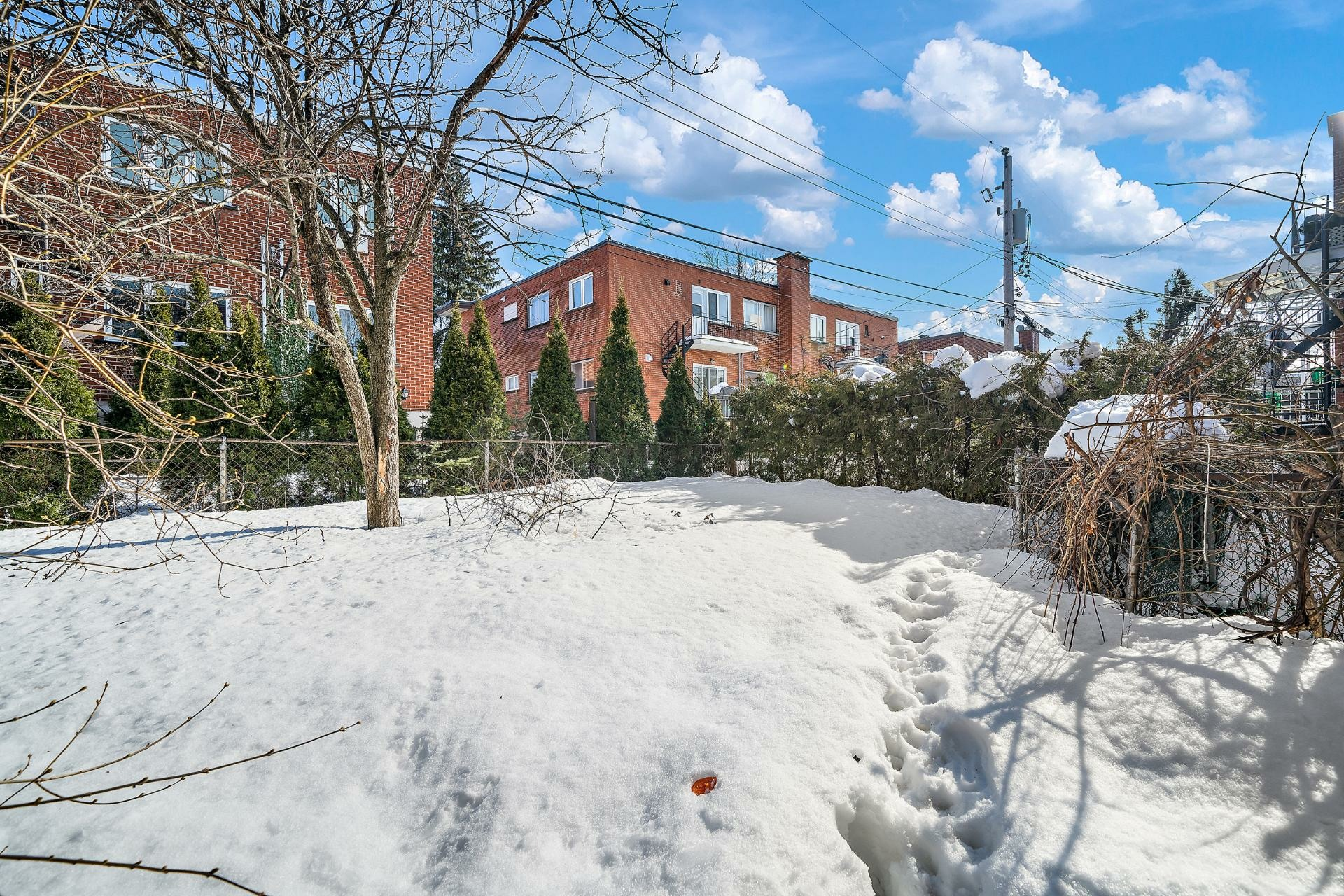 image 29 - Duplex À vendre Saint-Laurent Montréal  - 5 pièces