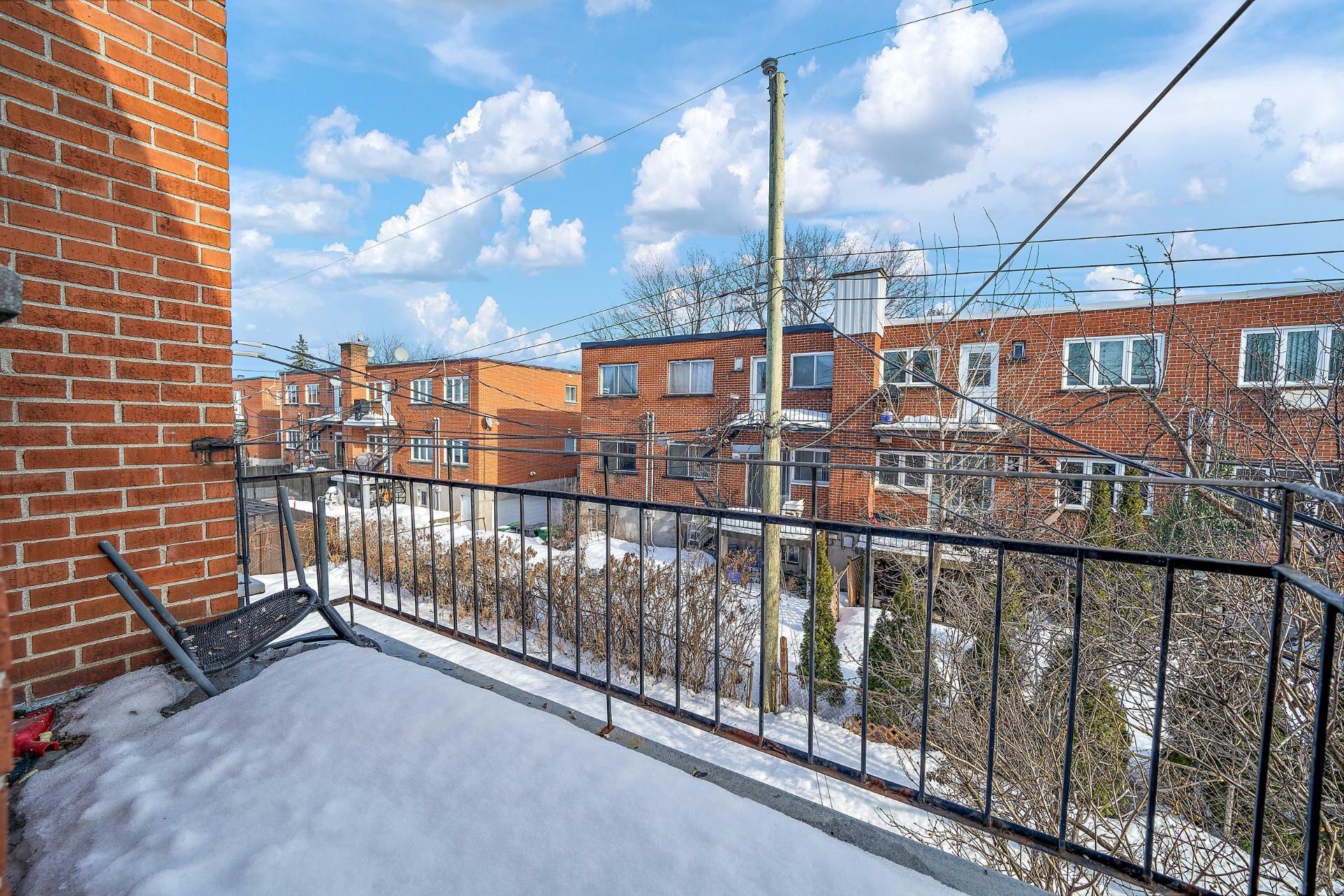 image 39 - Duplex À vendre Saint-Laurent Montréal  - 5 pièces