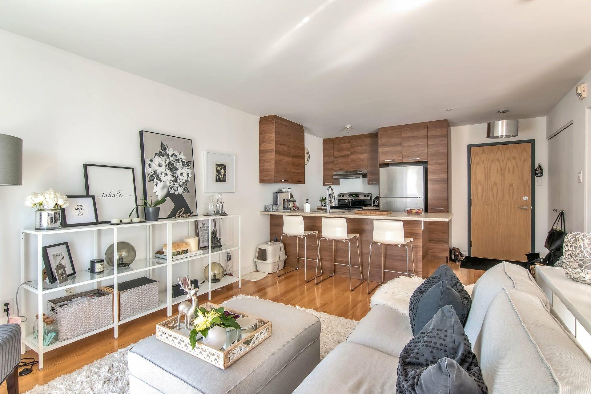 image 1 - Apartment For sale Laval-des-Rapides Laval  - 4 rooms