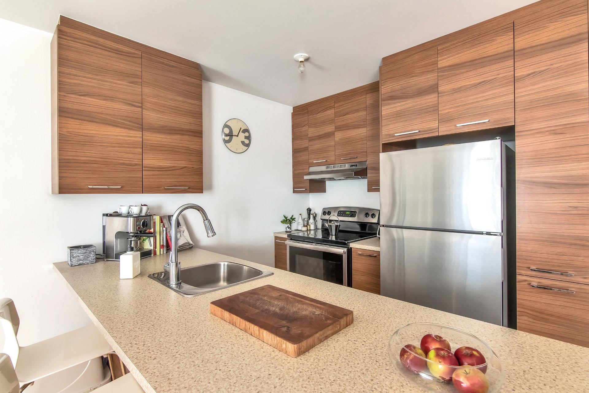 image 16 - Apartment For sale Laval-des-Rapides Laval  - 4 rooms