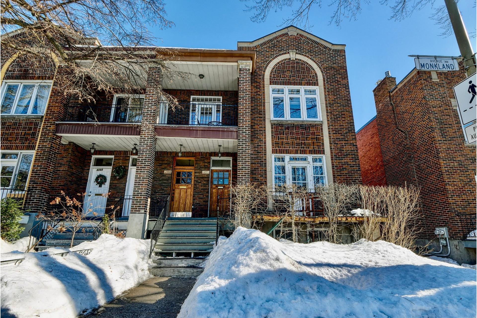 image 0 - Appartement À vendre Côte-des-Neiges/Notre-Dame-de-Grâce Montréal  - 7 pièces