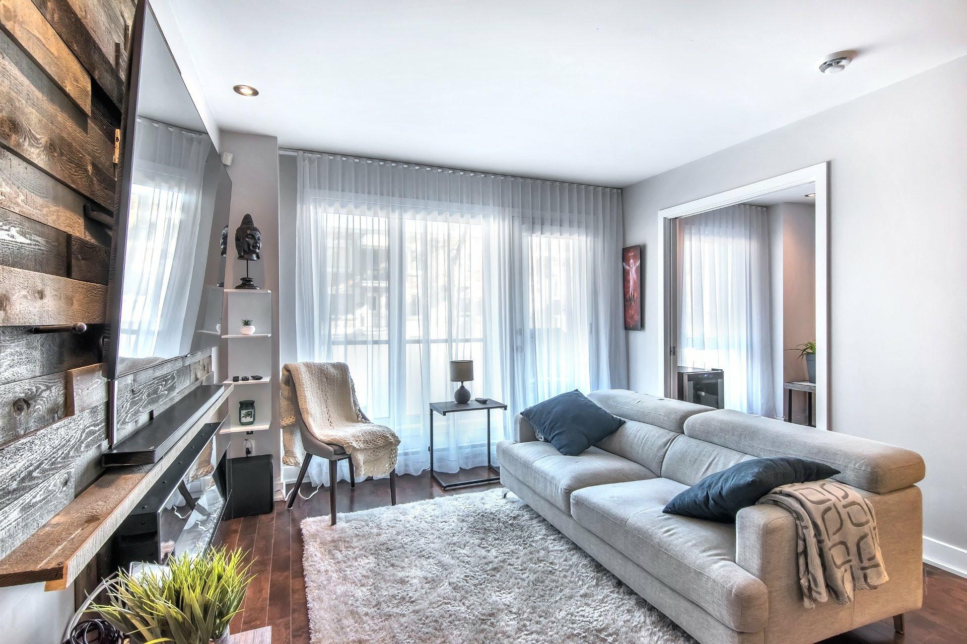 image 8 - Apartment For sale Rosemont/La Petite-Patrie Montréal  - 7 rooms