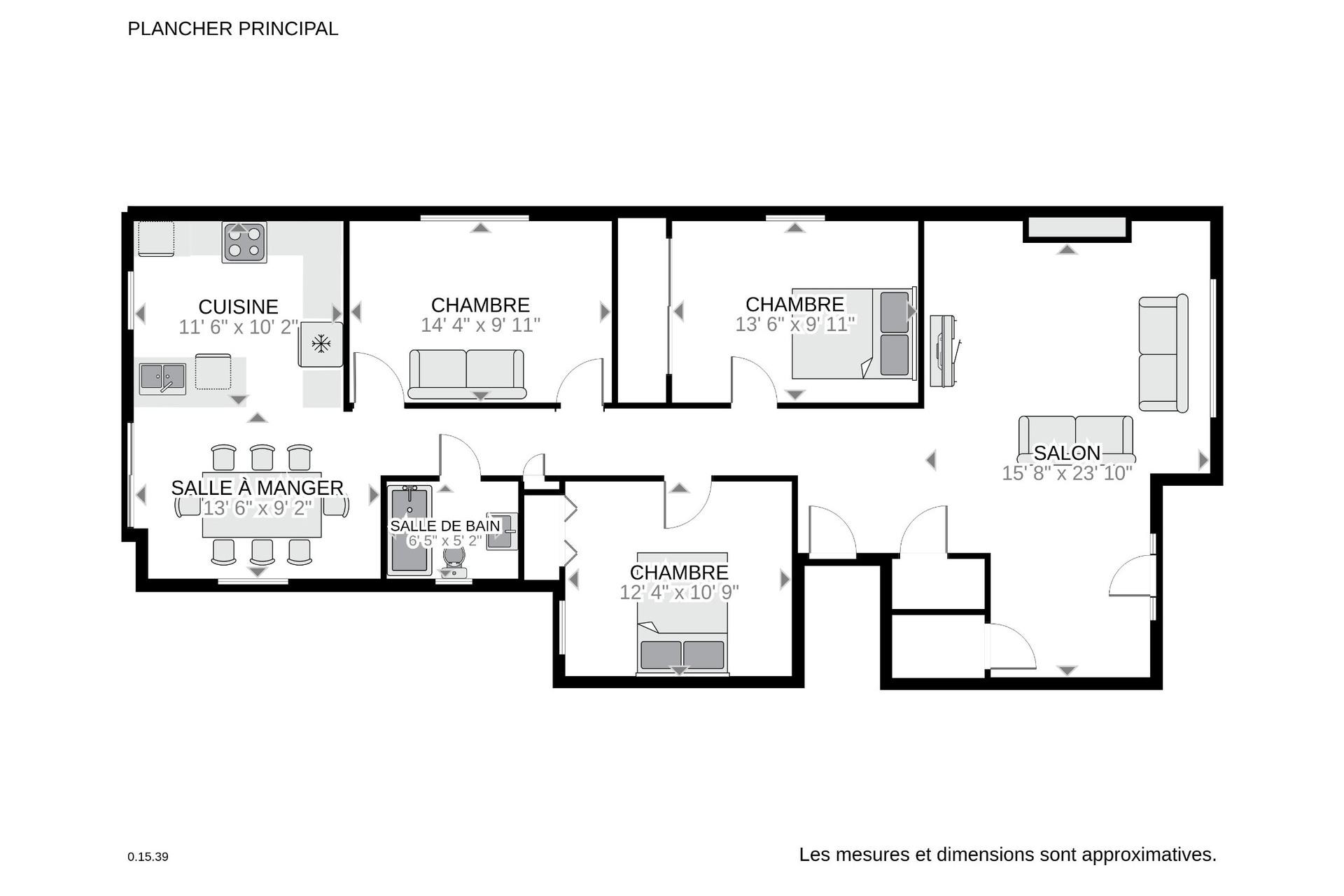 image 22 - Appartement À vendre Côte-des-Neiges/Notre-Dame-de-Grâce Montréal  - 7 pièces
