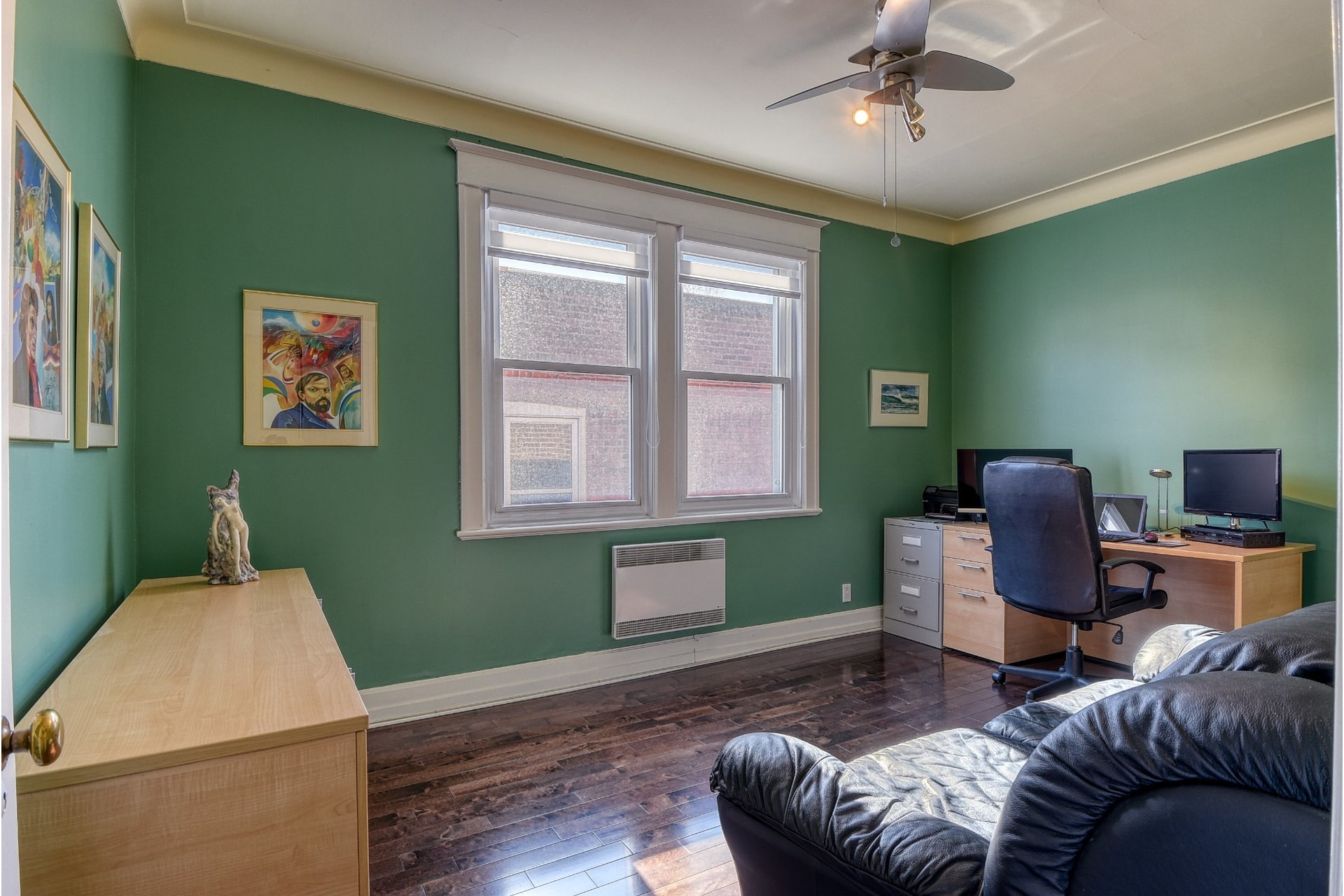 image 14 - Apartment For sale Côte-des-Neiges/Notre-Dame-de-Grâce Montréal  - 7 rooms