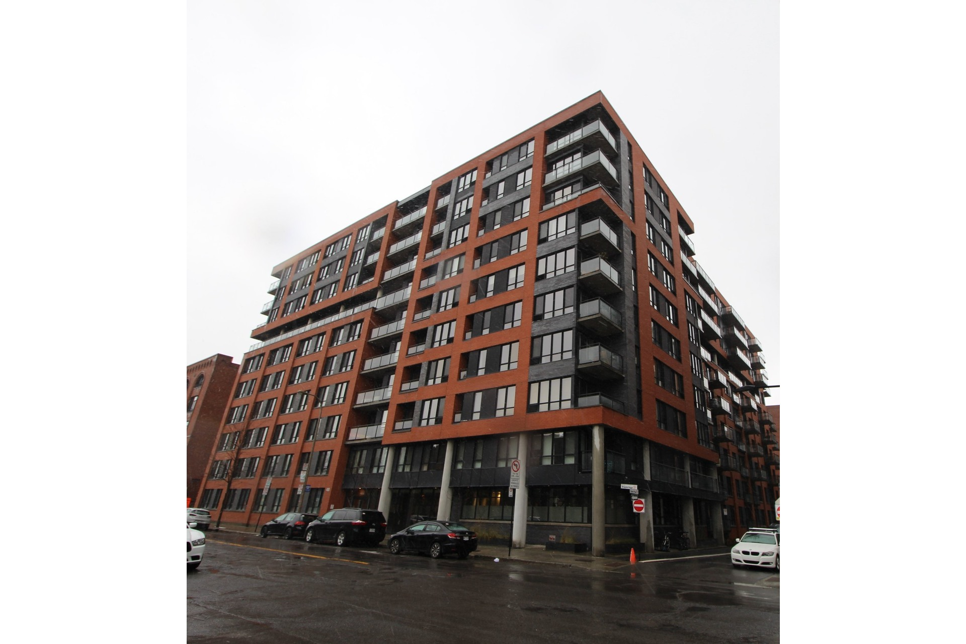image 13 - Appartement À vendre Le Sud-Ouest Montréal  - 4 pièces