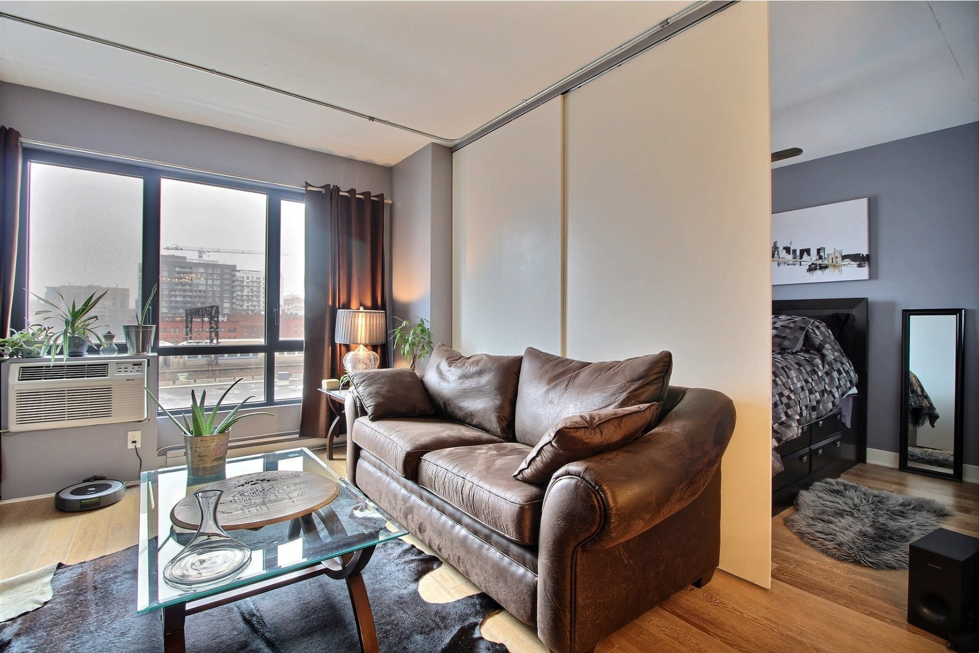 image 9 - Appartement À vendre Le Sud-Ouest Montréal  - 4 pièces