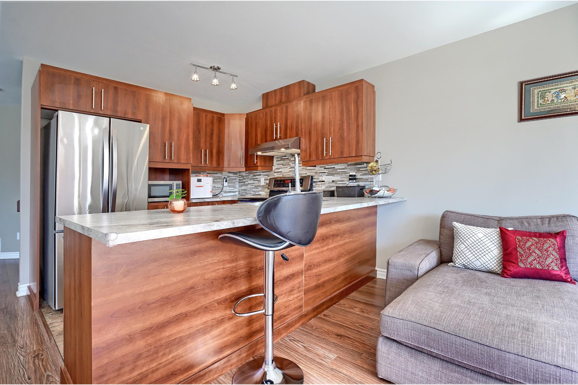 image 7 - House For sale Brossard - 11 rooms