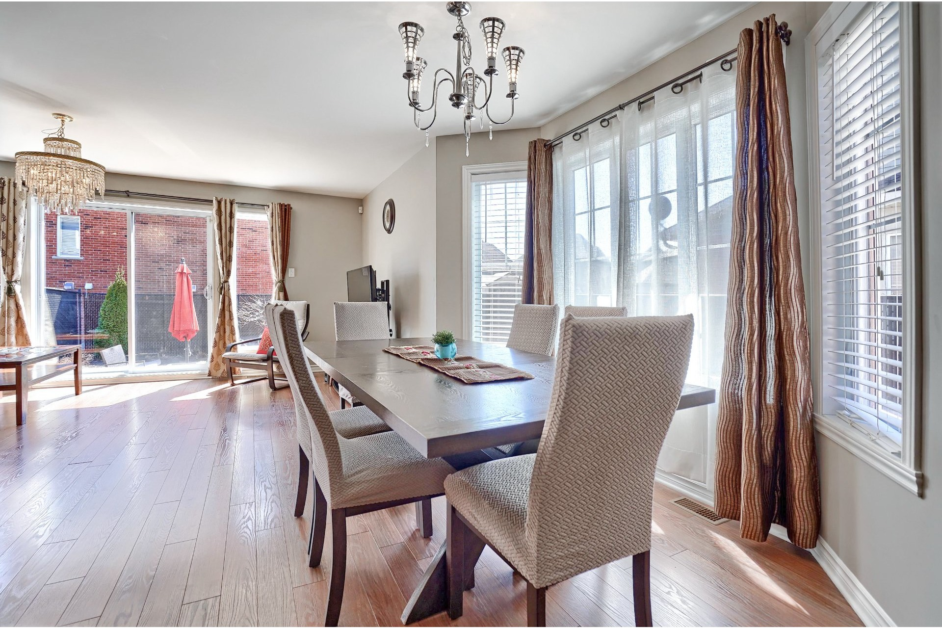 image 2 - House For sale Brossard - 11 rooms
