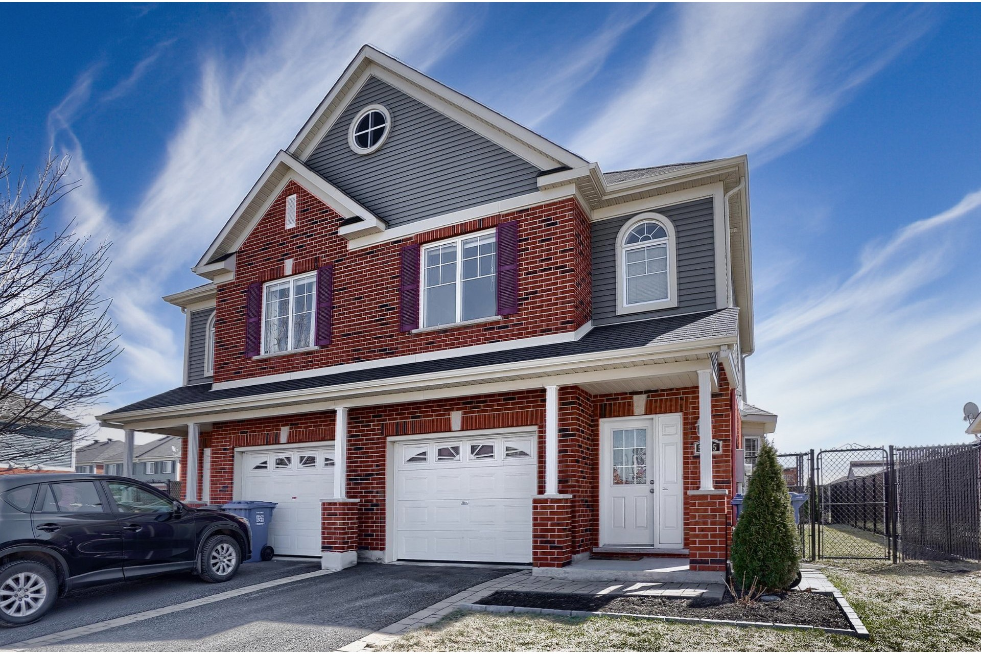 image 0 - House For sale Brossard - 11 rooms